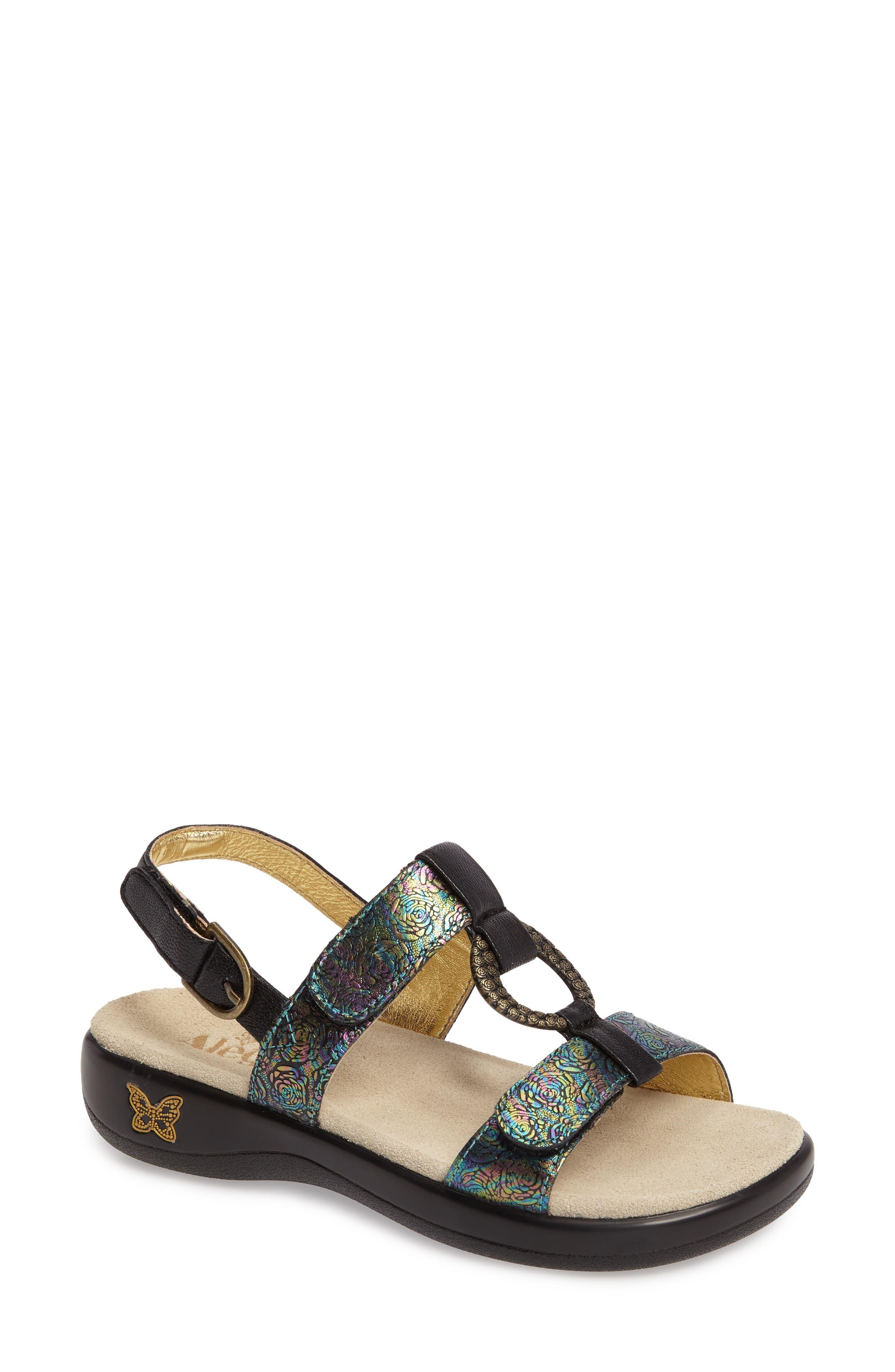 Alegria 'Julie' Slingback Sandal (Women)