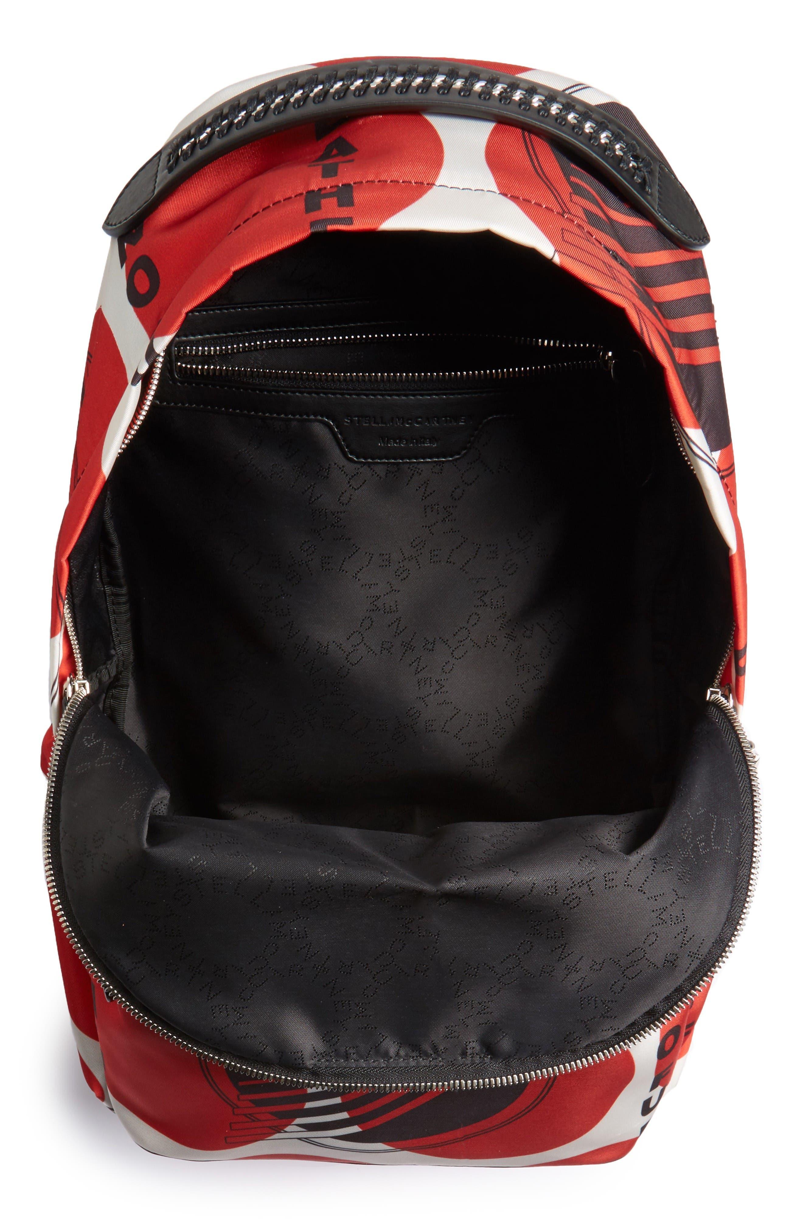 Alternate Image 4  - Stella McCartney Thanks Girls Nylon Backpack