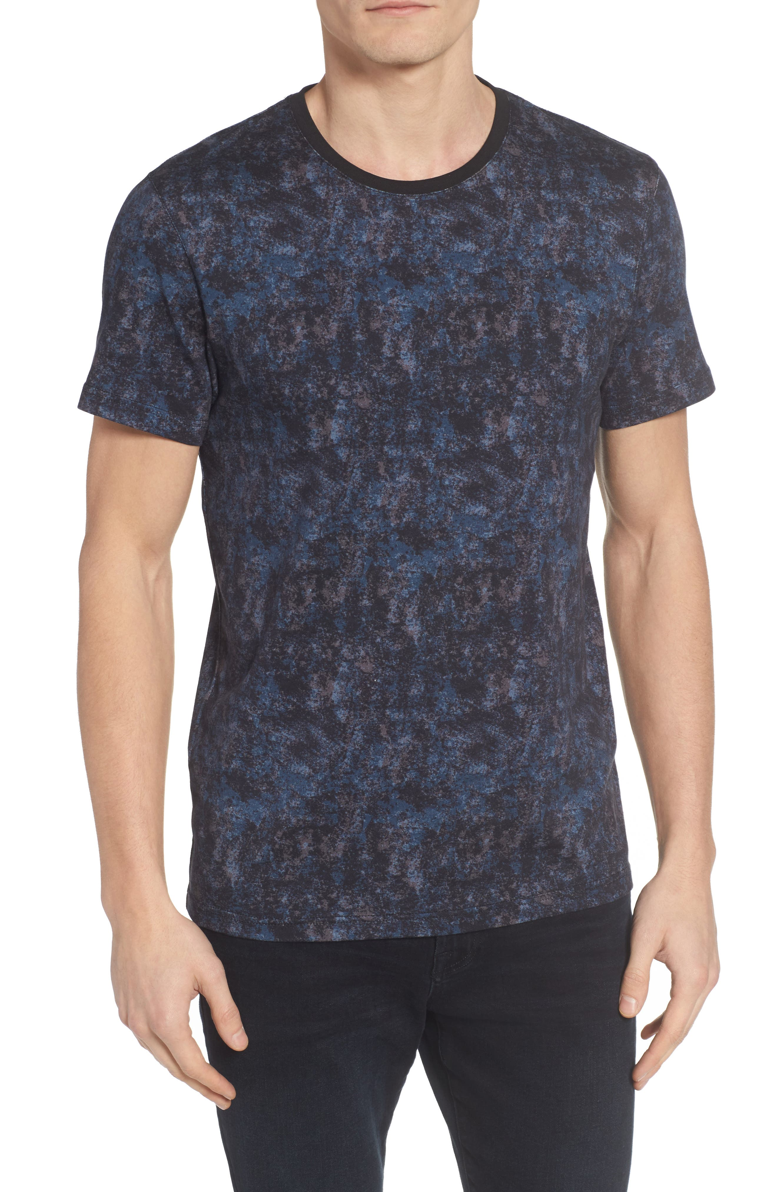 Ted Baker London Crafter Print T-Shirt