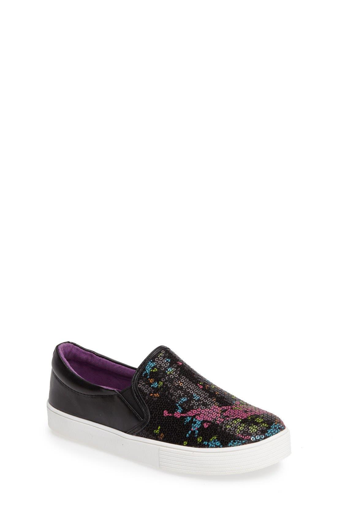 Kenneth Cole New York Kam Paint Slip-On Sneaker (Toddler, Little Kid & Big Kid)