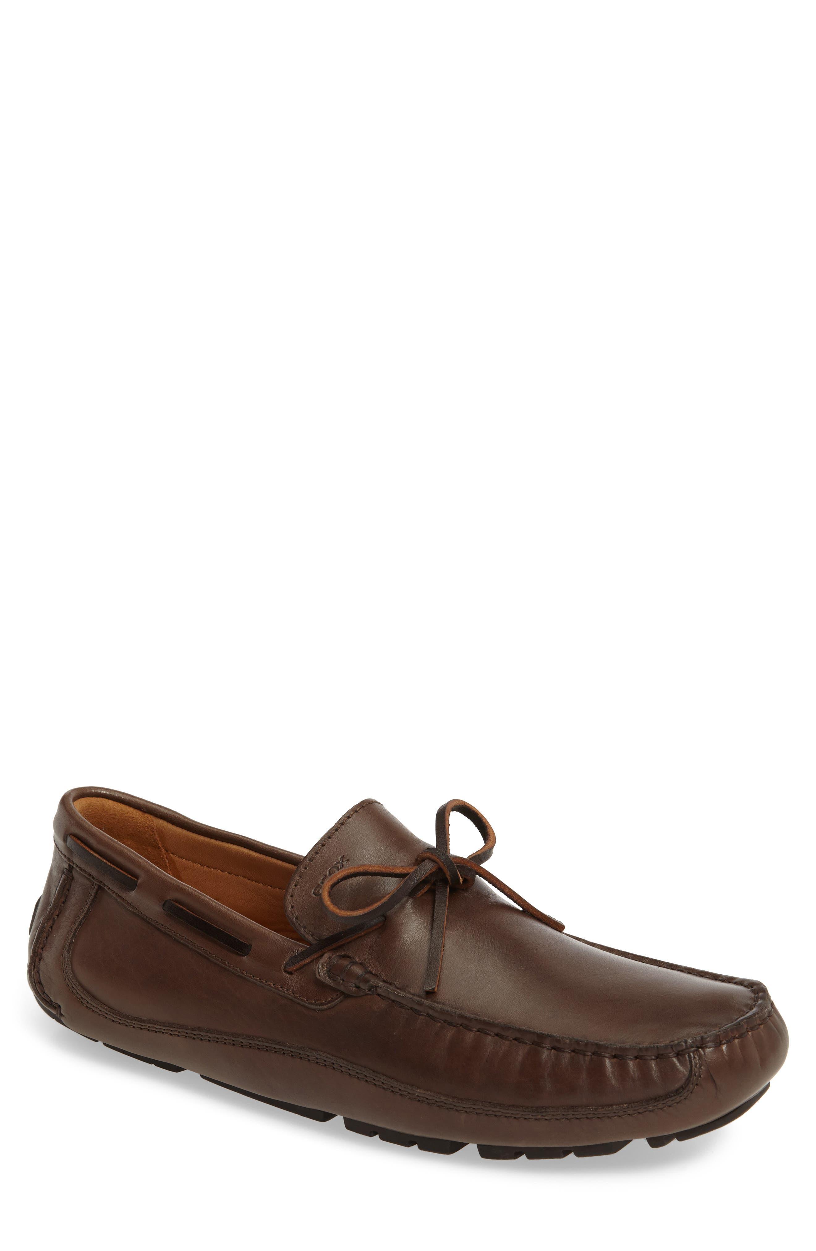Geox Melbourne 3 Driving Shoe (Men)