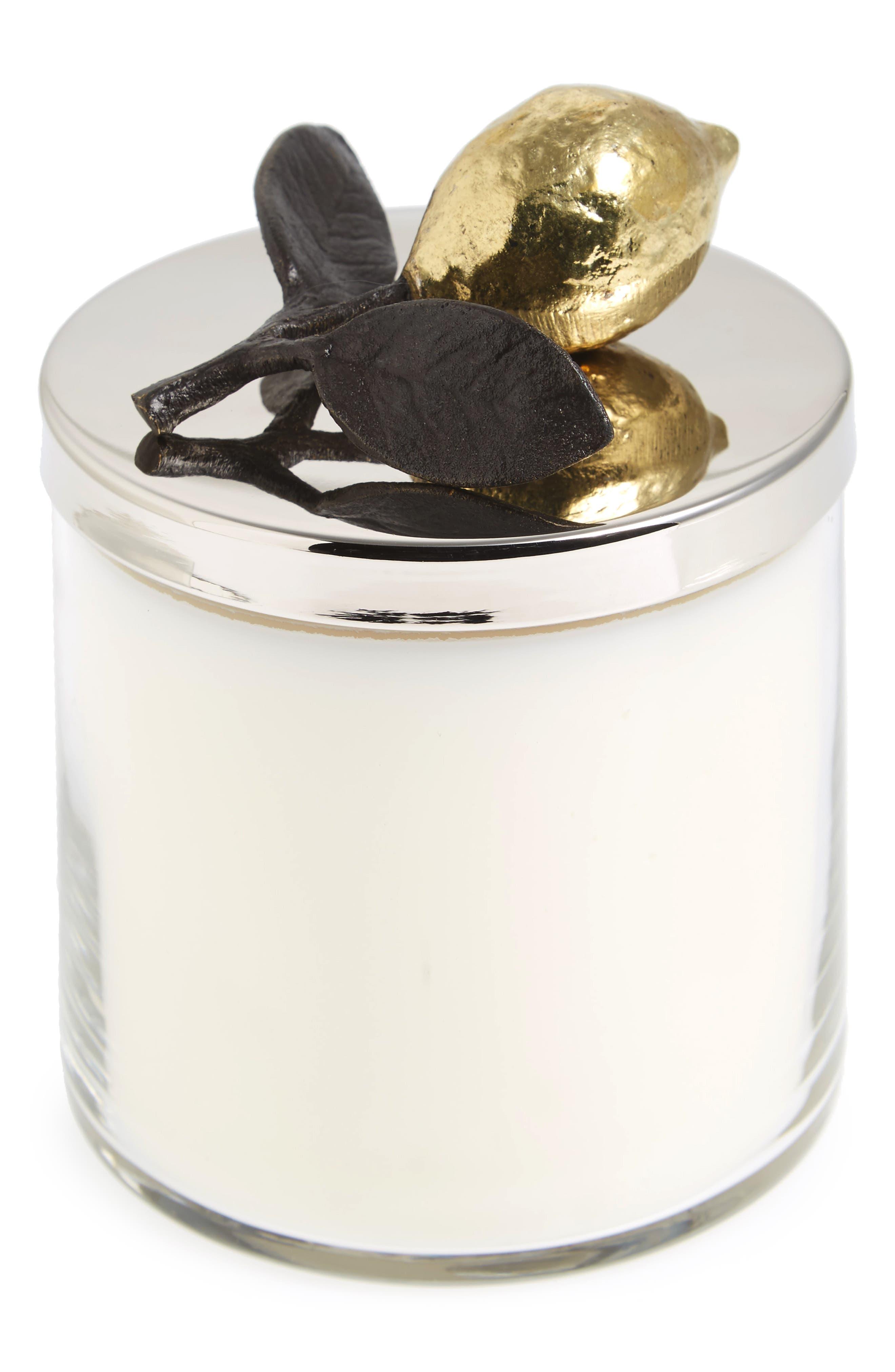 Main Image - Michael Aram 'Lemonwood' Soy Wax Candle
