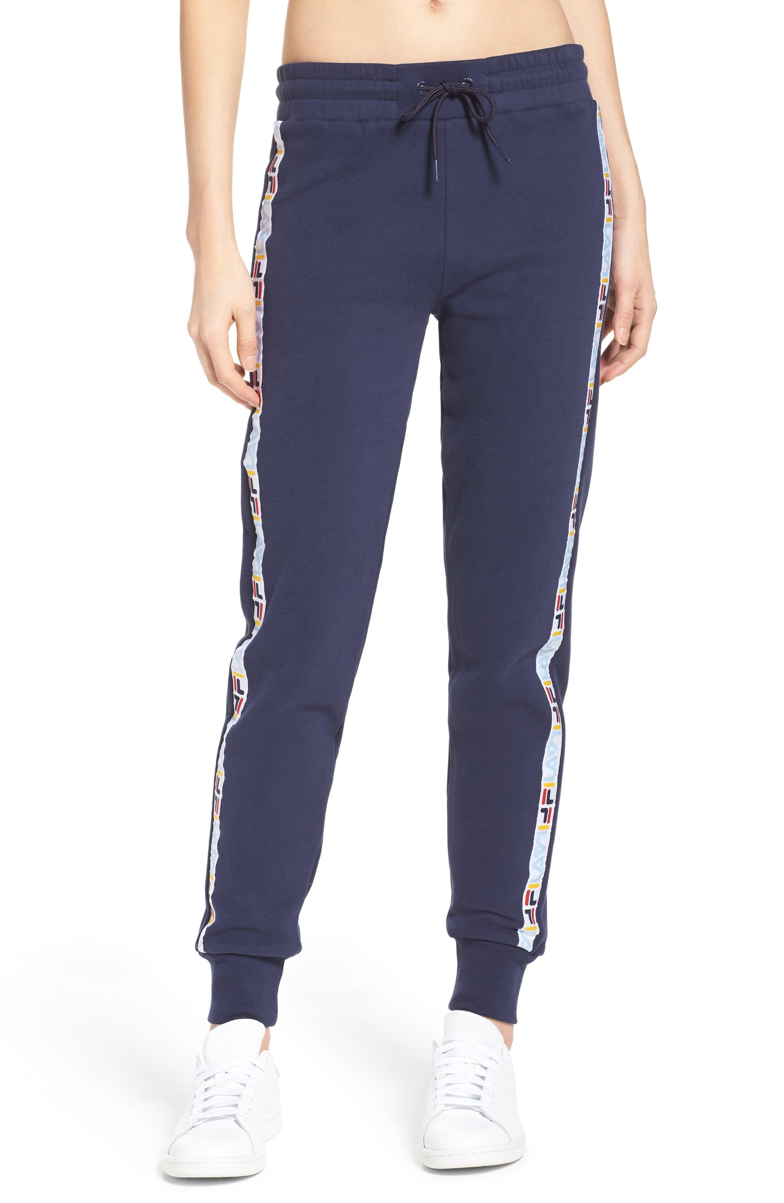 Alternate Image 1 Selected - FILA Dee Fleece Jogger Pants