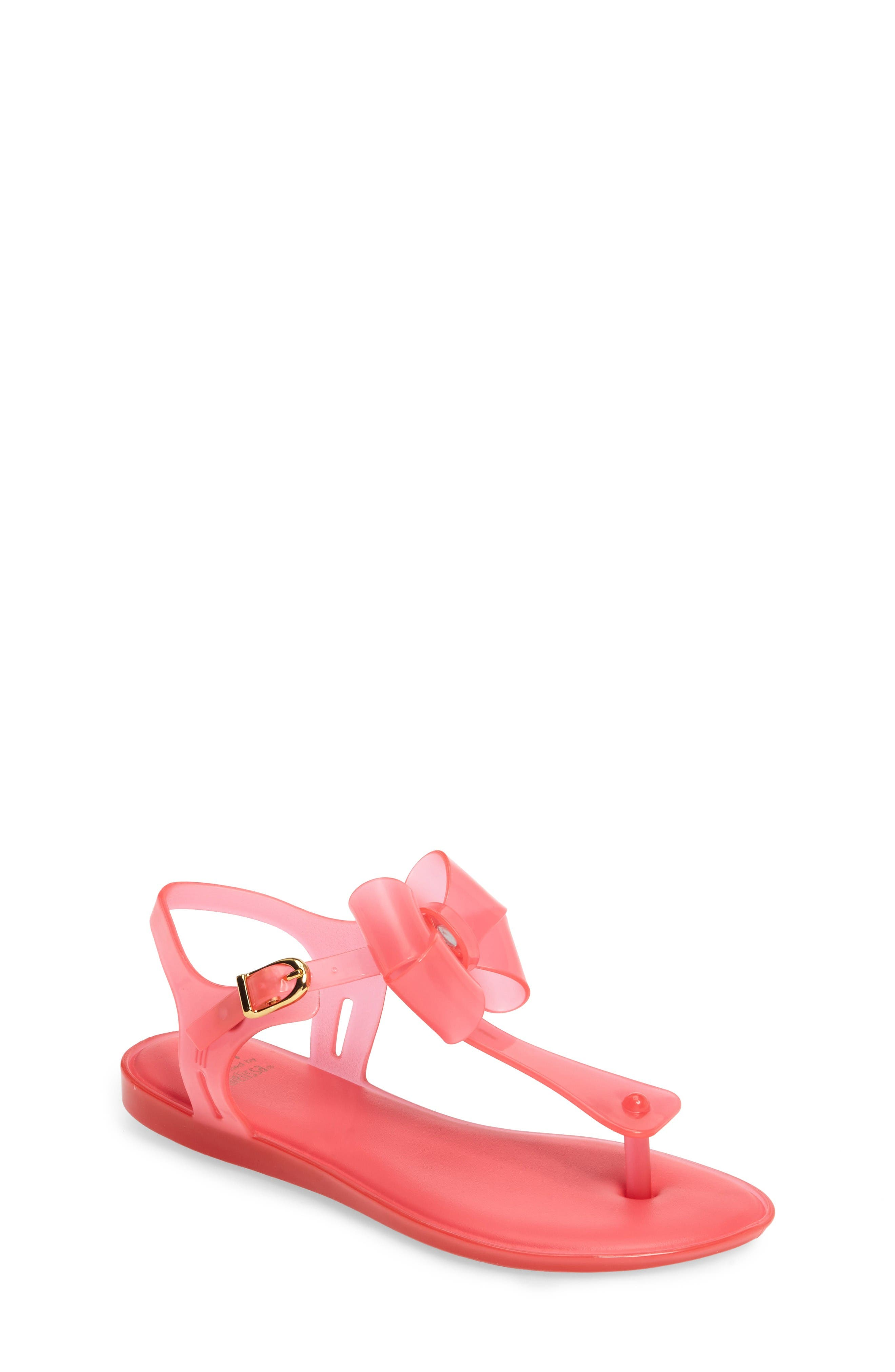 Mel by Melissa 'Solar' Sandal (Toddler, Little Kid & Big Kid)