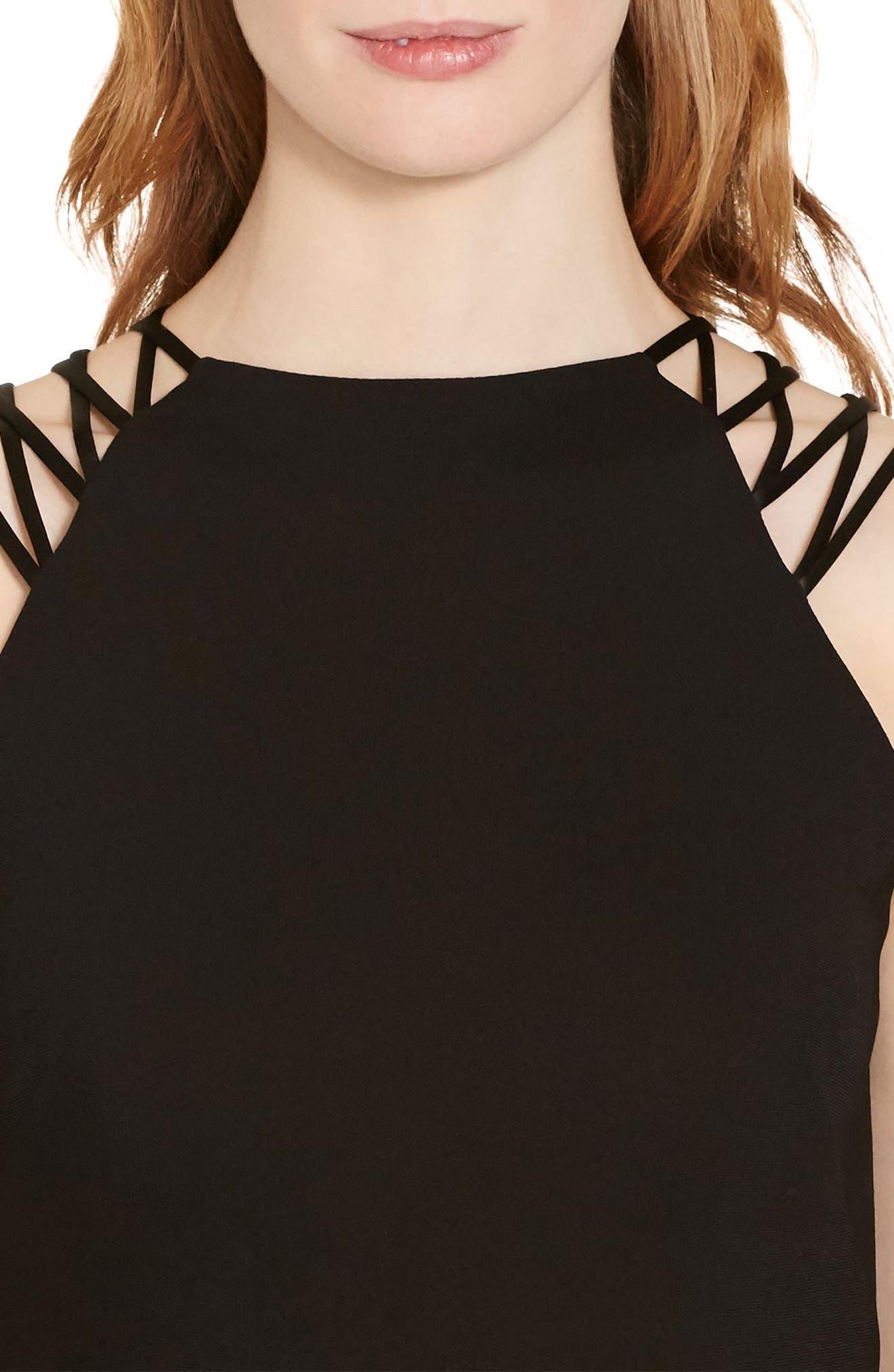 Alternate Image 3  - Lauren Ralph Lauren Jersey Sheath Dress