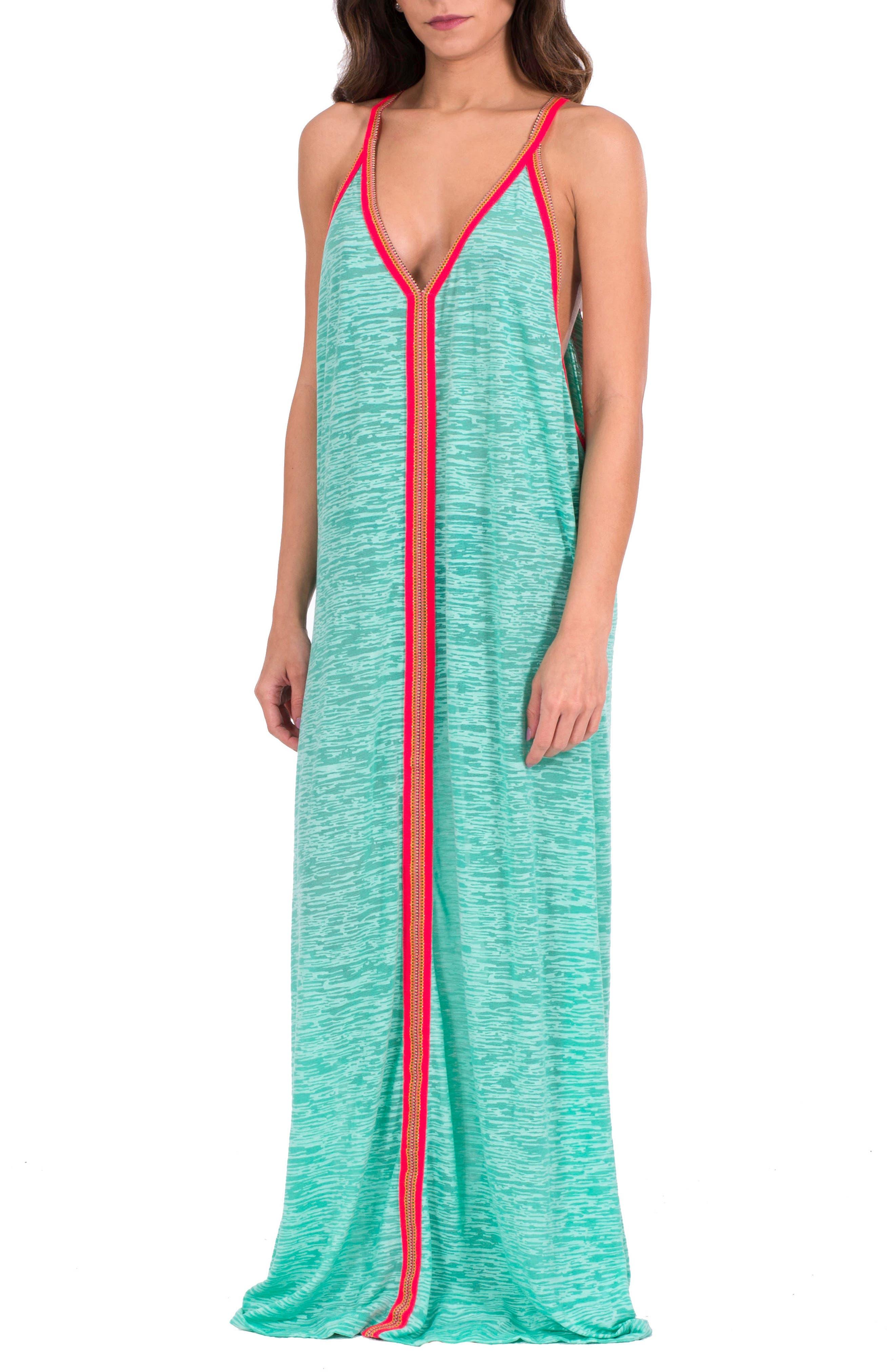 PITUSA Cover-Up Maxi Dress