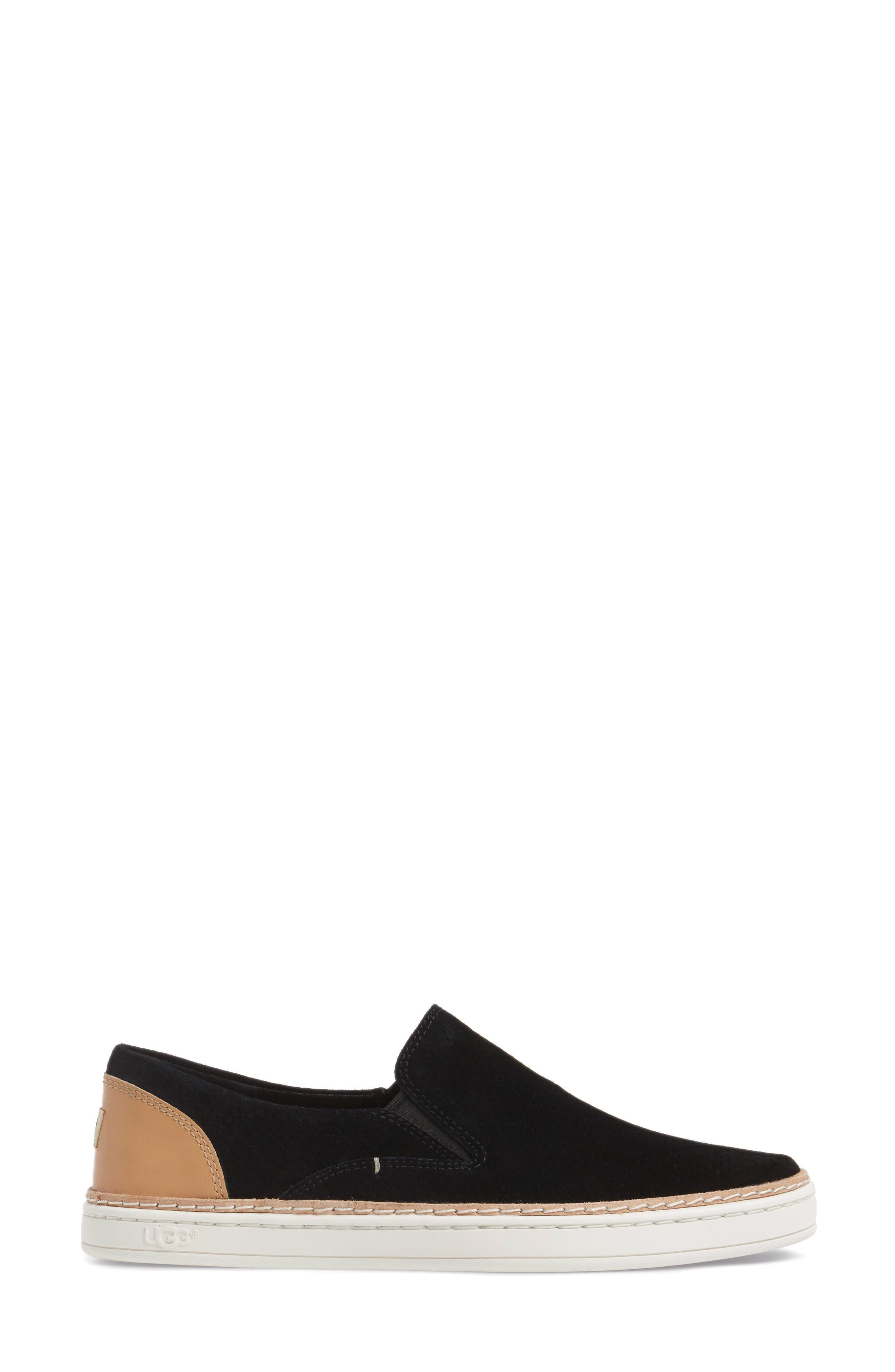 Alternate Image 3  - UGG® Adley Slip-On Sneaker (Women)