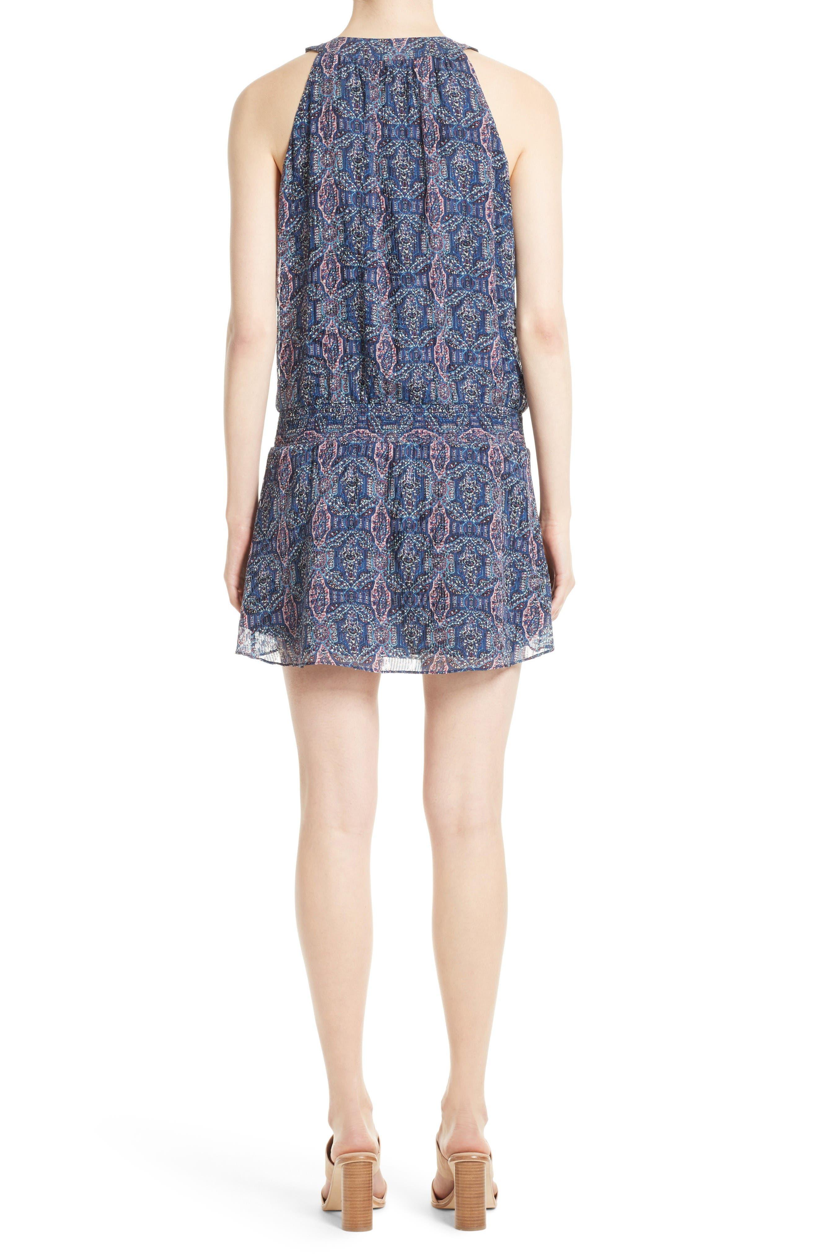 Alternate Image 2  - Joie Juergen Silk Blend A-Line Dress