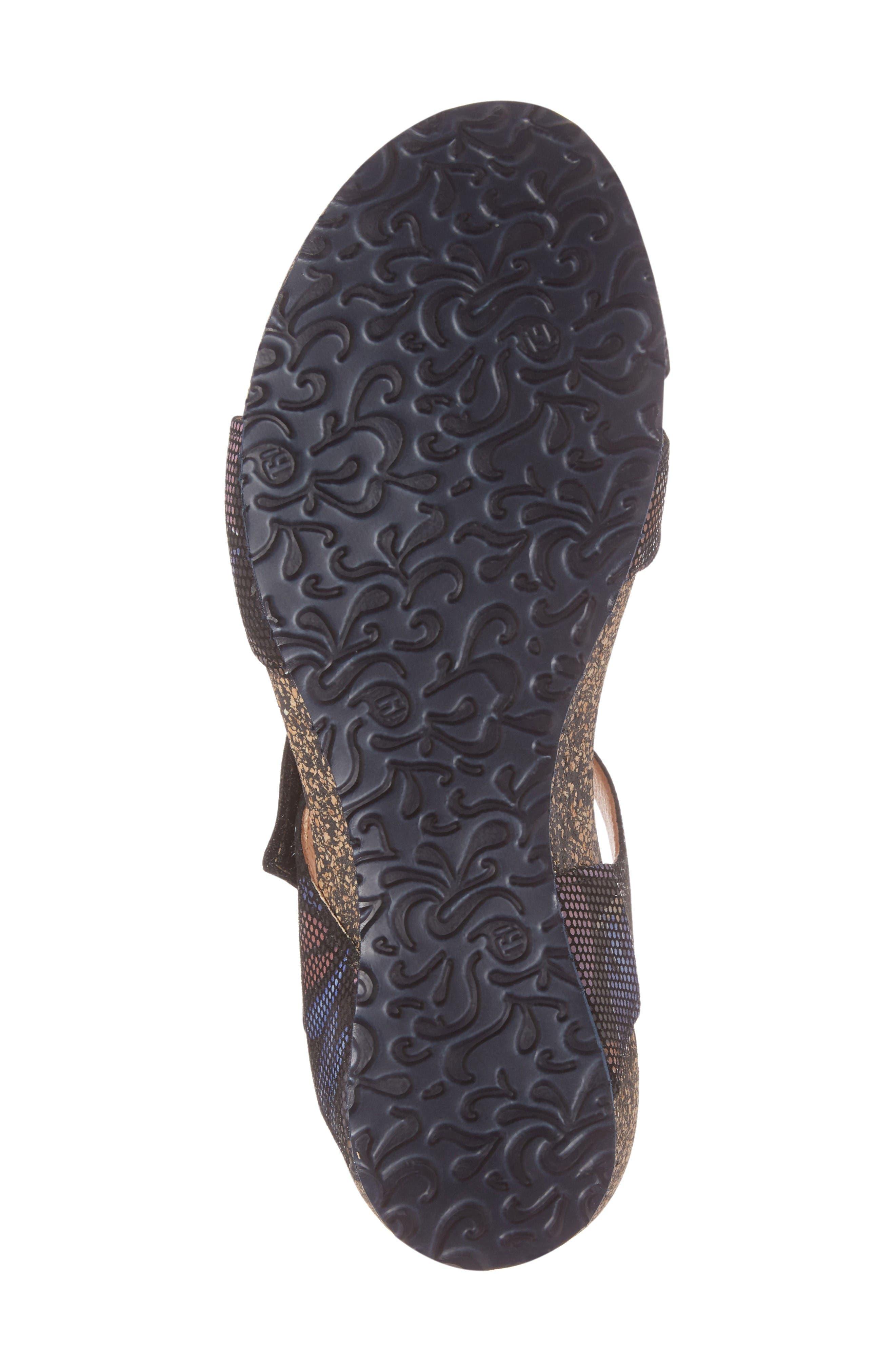 Alternate Image 6  - Think! 'Dumia' Three Strap Sandal (Online Only)