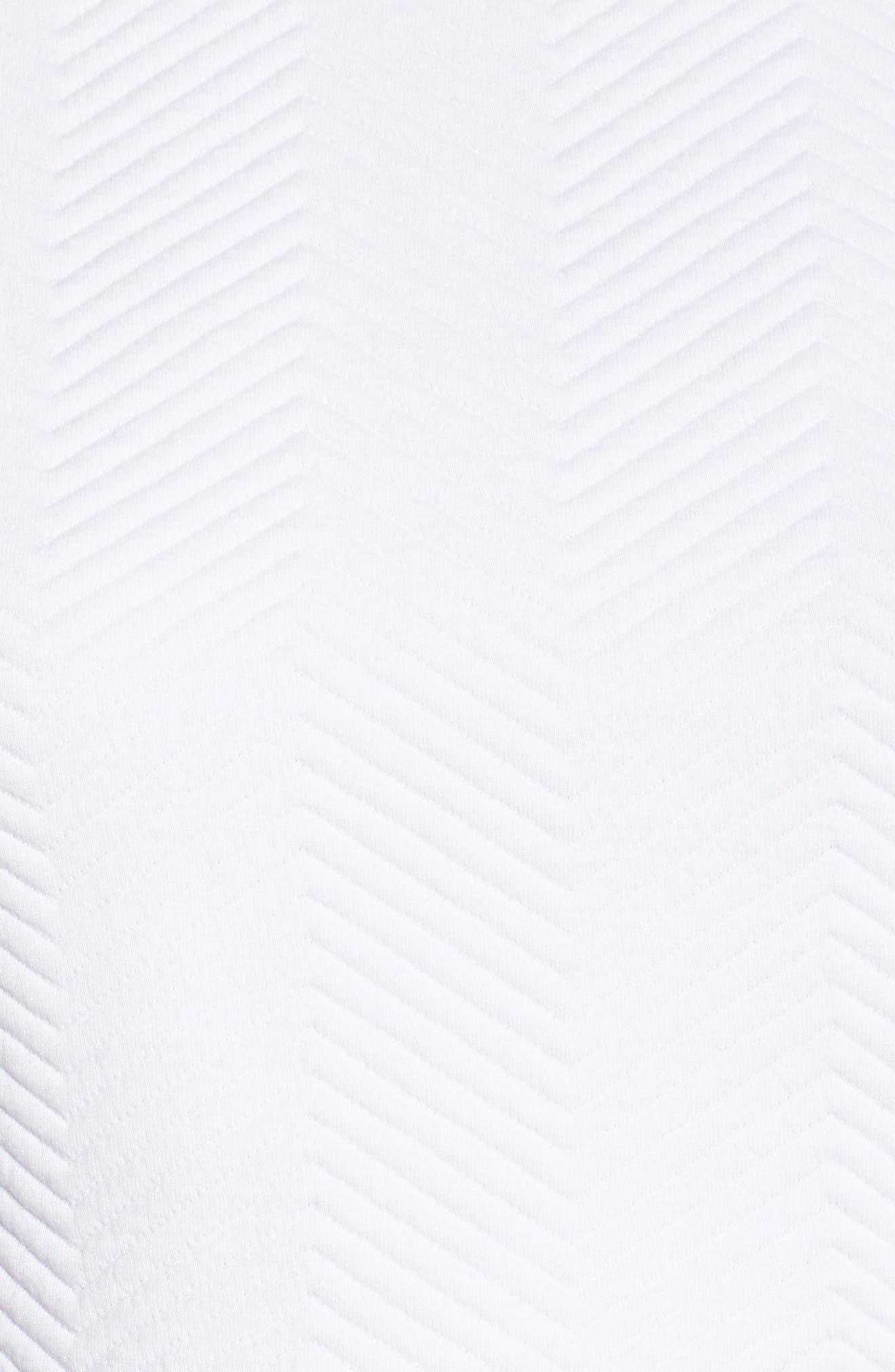 Alternate Image 5  - adidas Originals Crop Tee