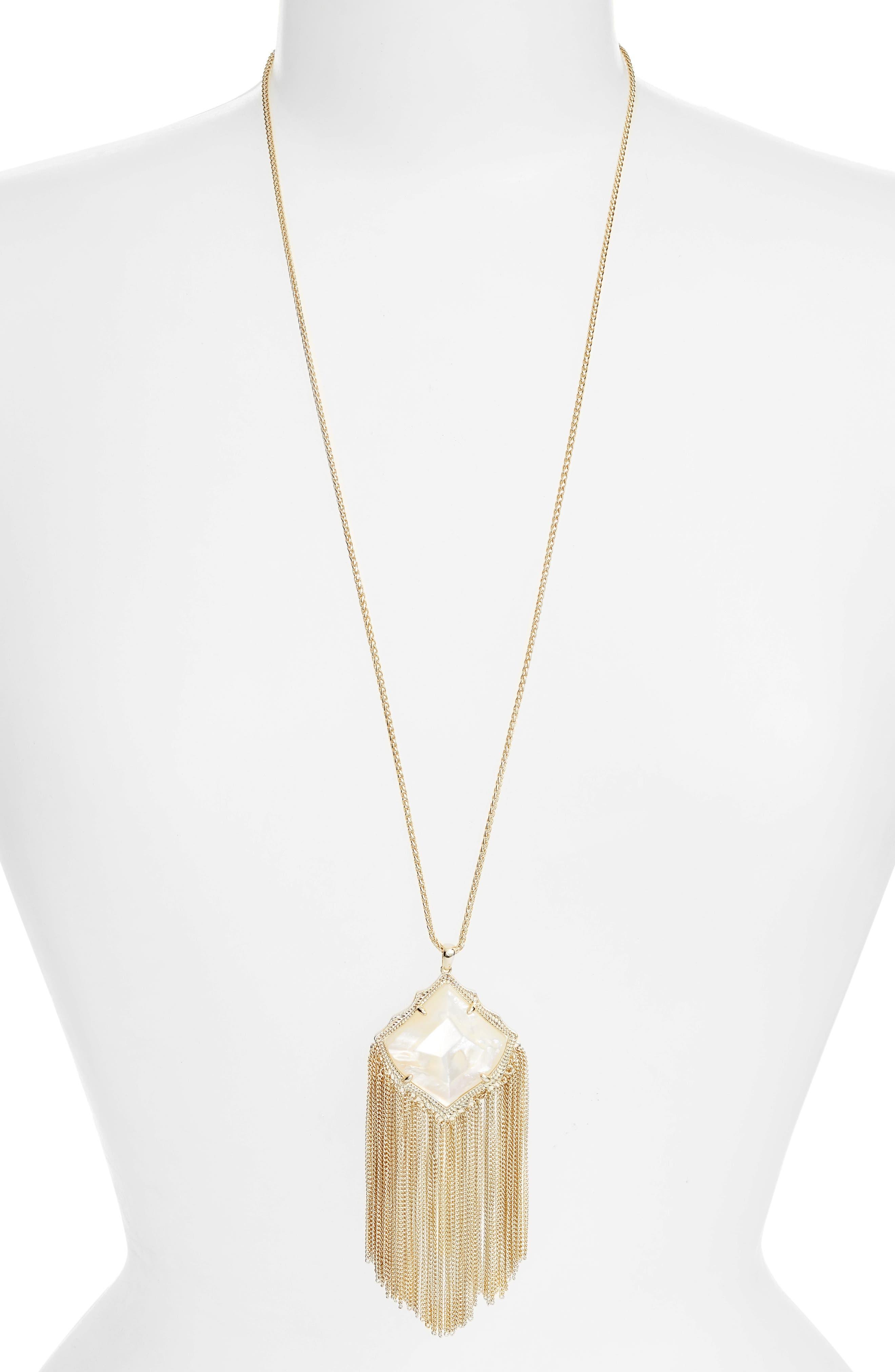 Kendra Scott Kingston Pendant Necklace