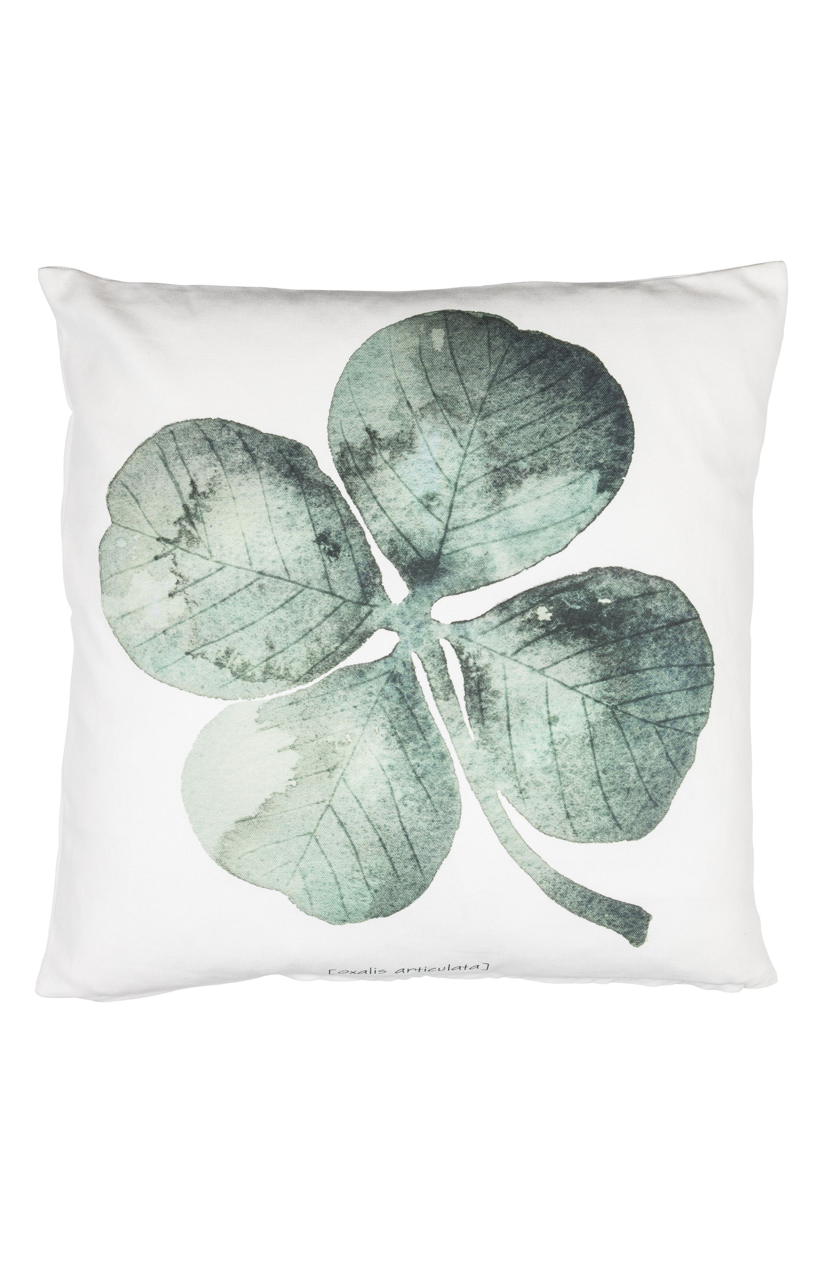 Alternate Image 1 Selected - Eightmood Oxalis Accent Pillow