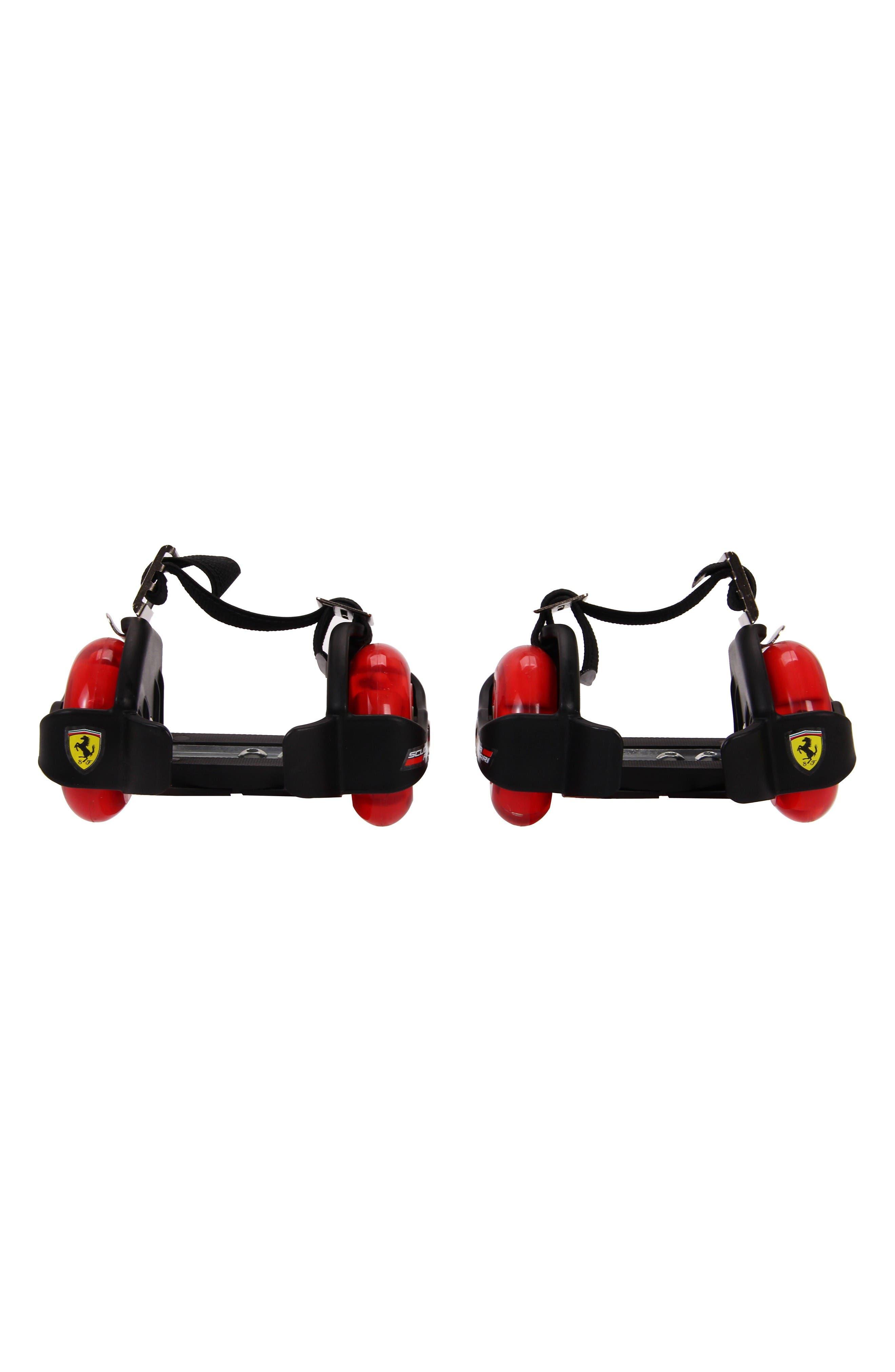 Ferrari Flashing Wheels Bracket Skates
