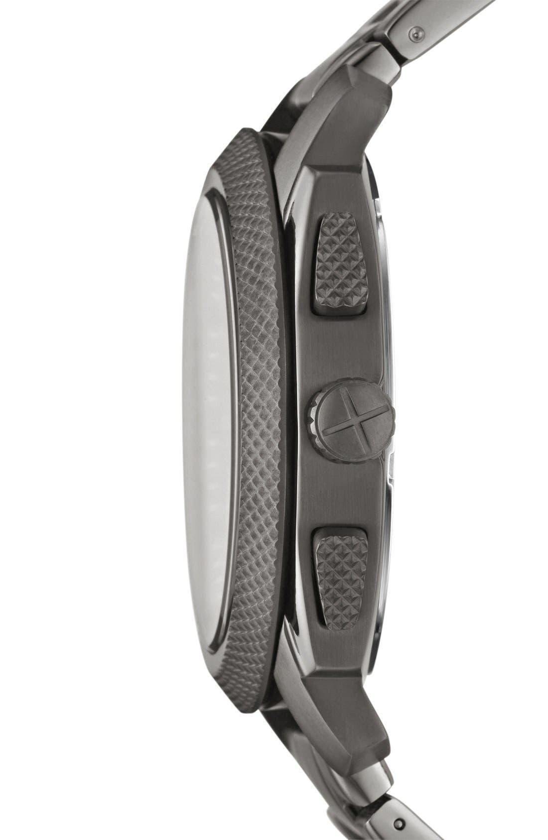 Alternate Image 3  - Fossil 'Machine' Chronograph Bracelet Watch, 45mm