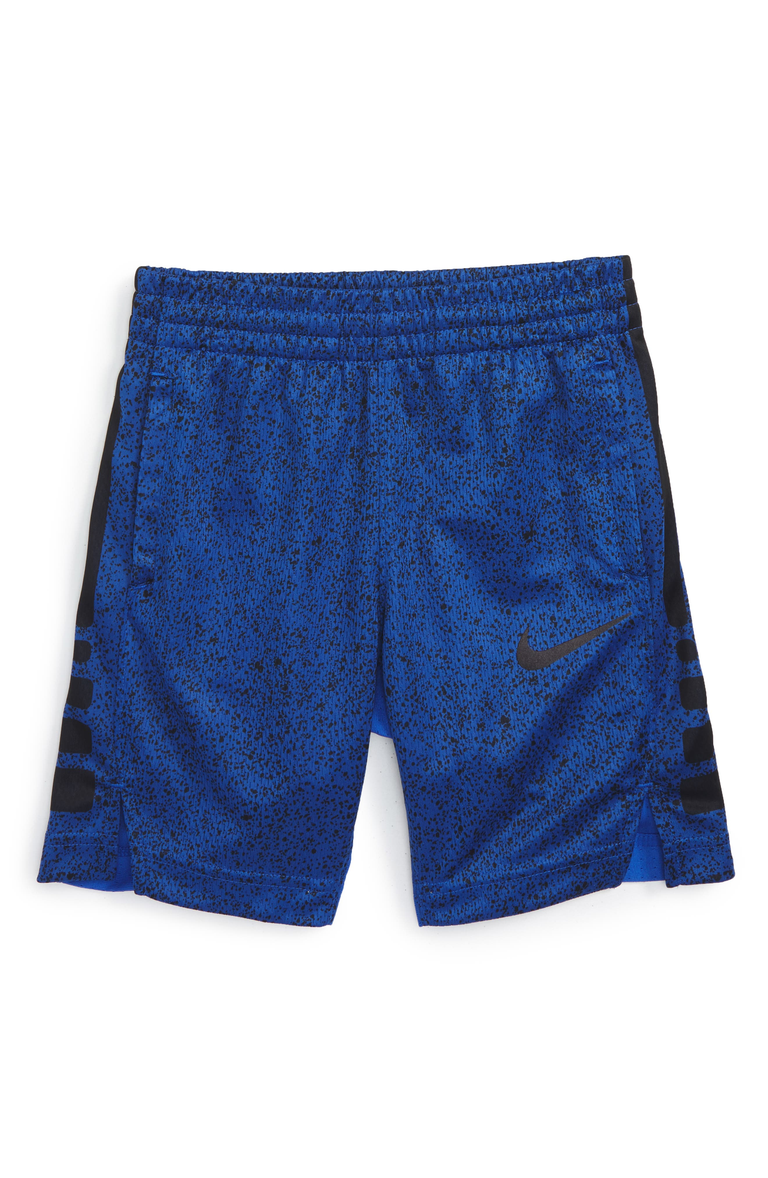 Nike Elite Print Shorts (Toddler Boys & Little Boys)