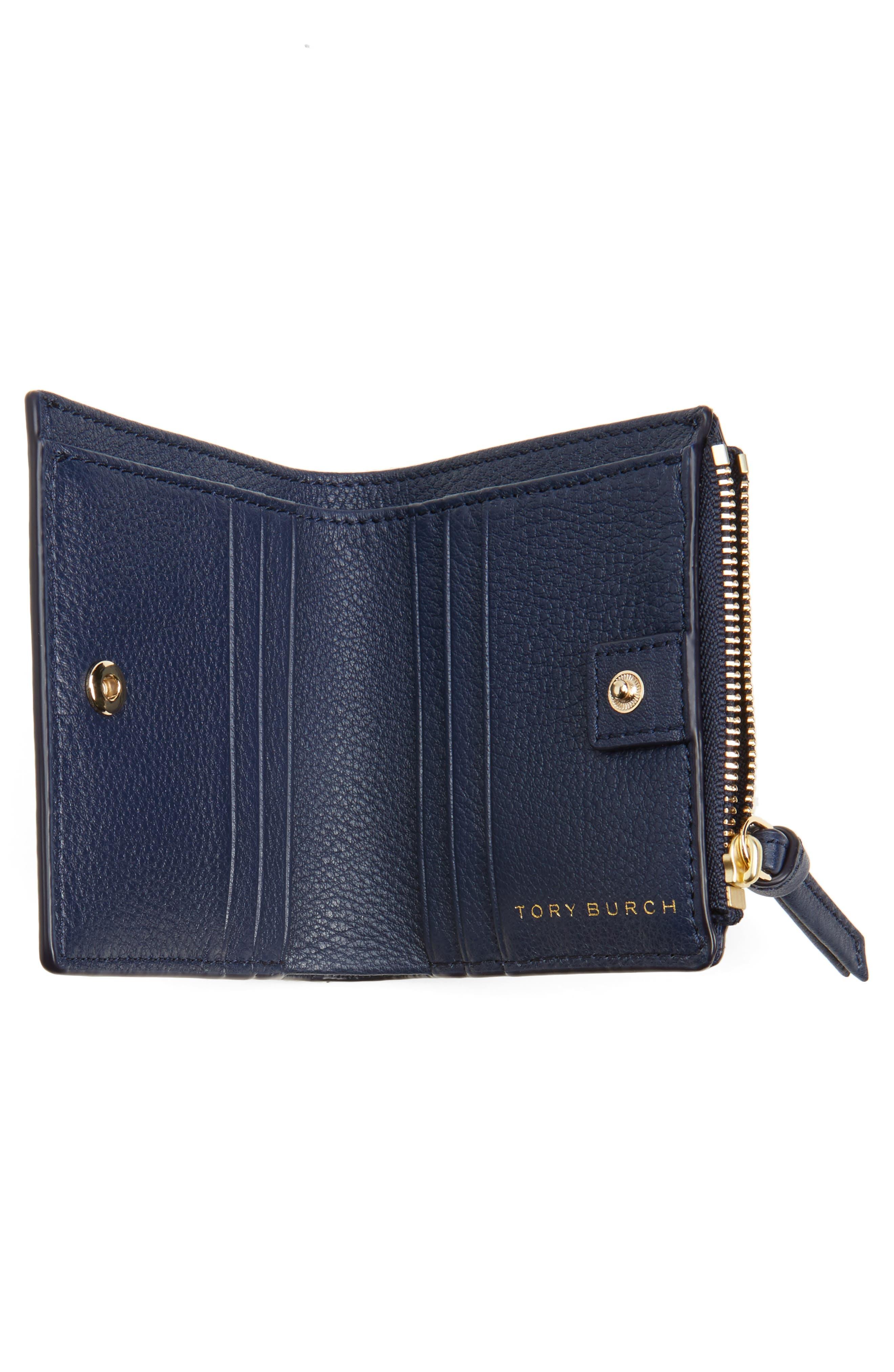 Alternate Image 2  - Tory Burch 'Mini Harper' Leather Wallet