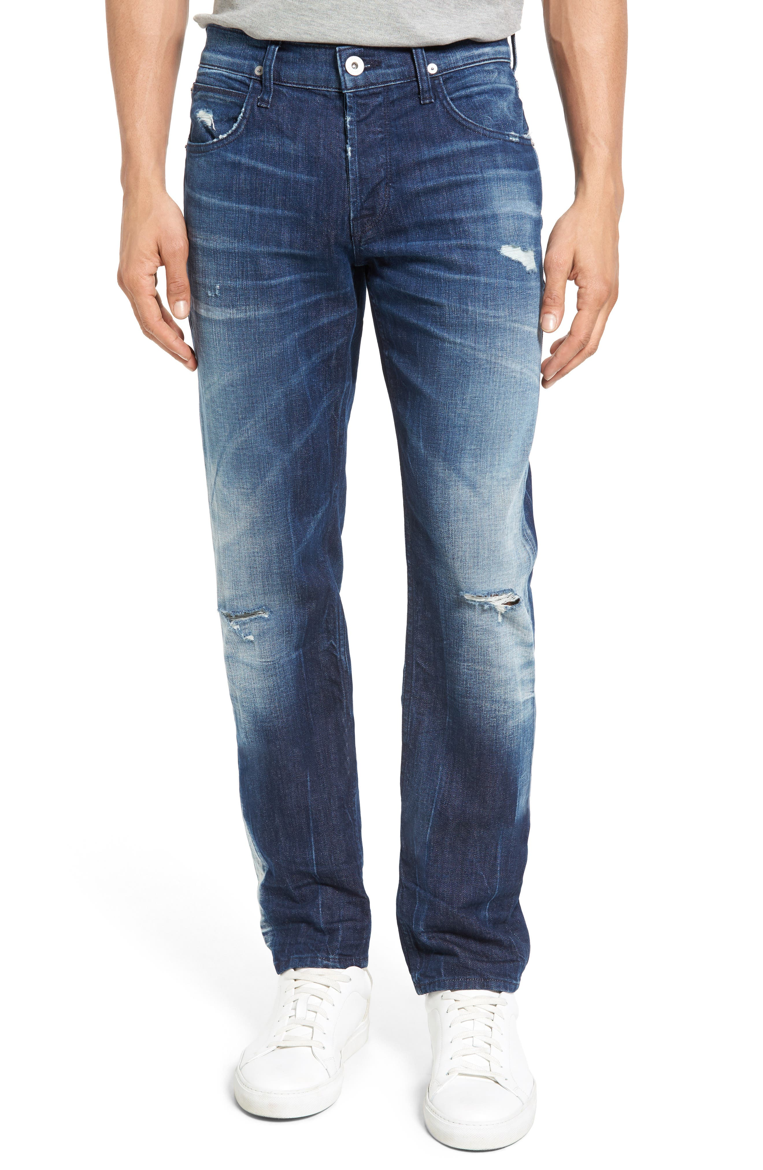 Hudson Jeans Blake Slim Fit Jeans (Vicious)