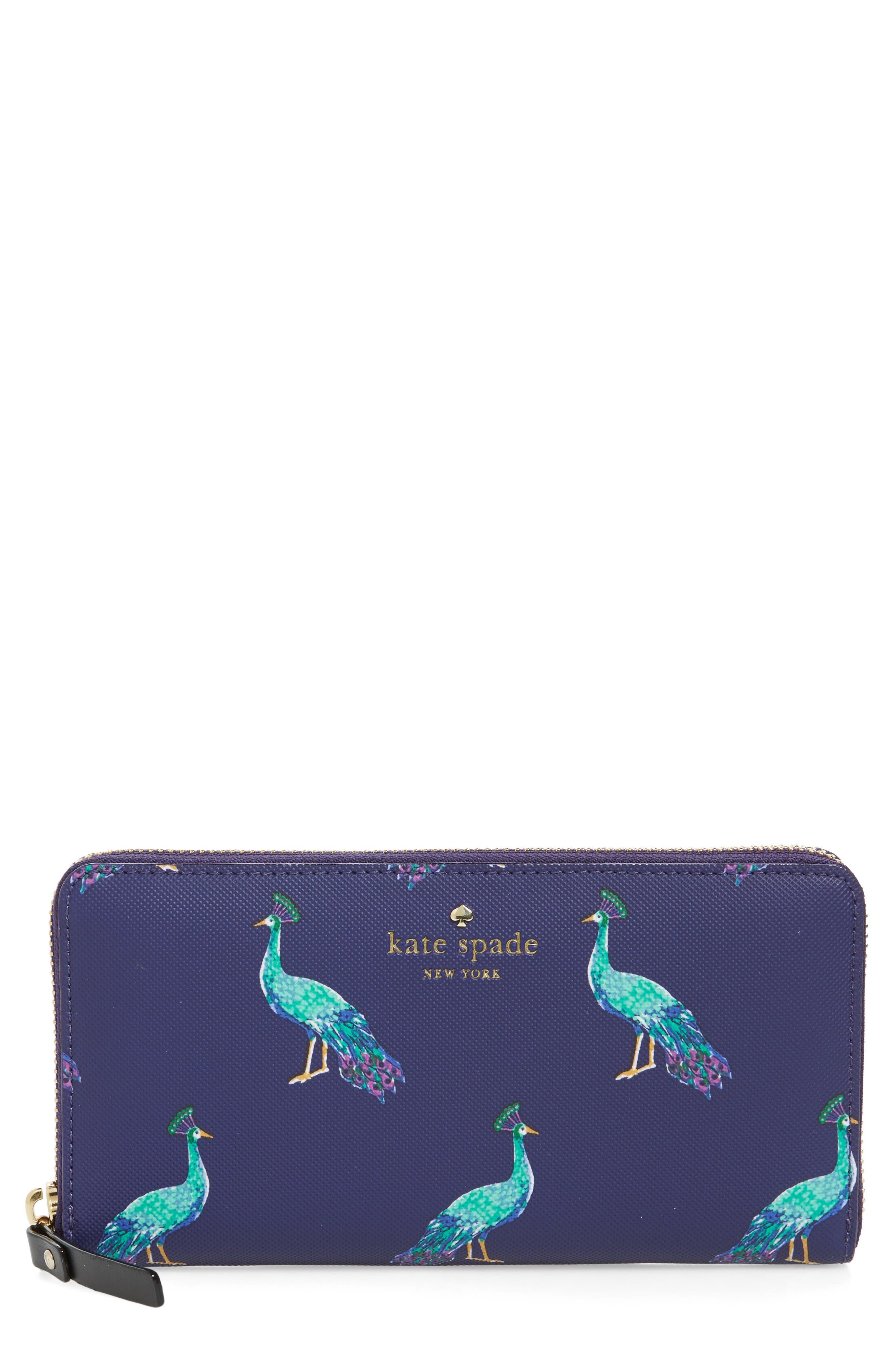 Main Image - kate spade new york harding street - lacey wallet