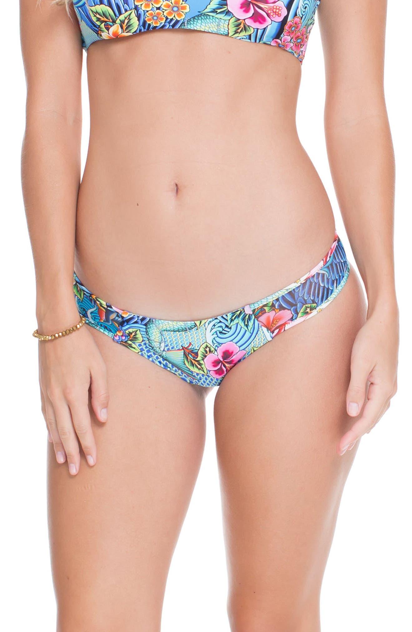 Luli Fama Reversible Bikini Bottoms