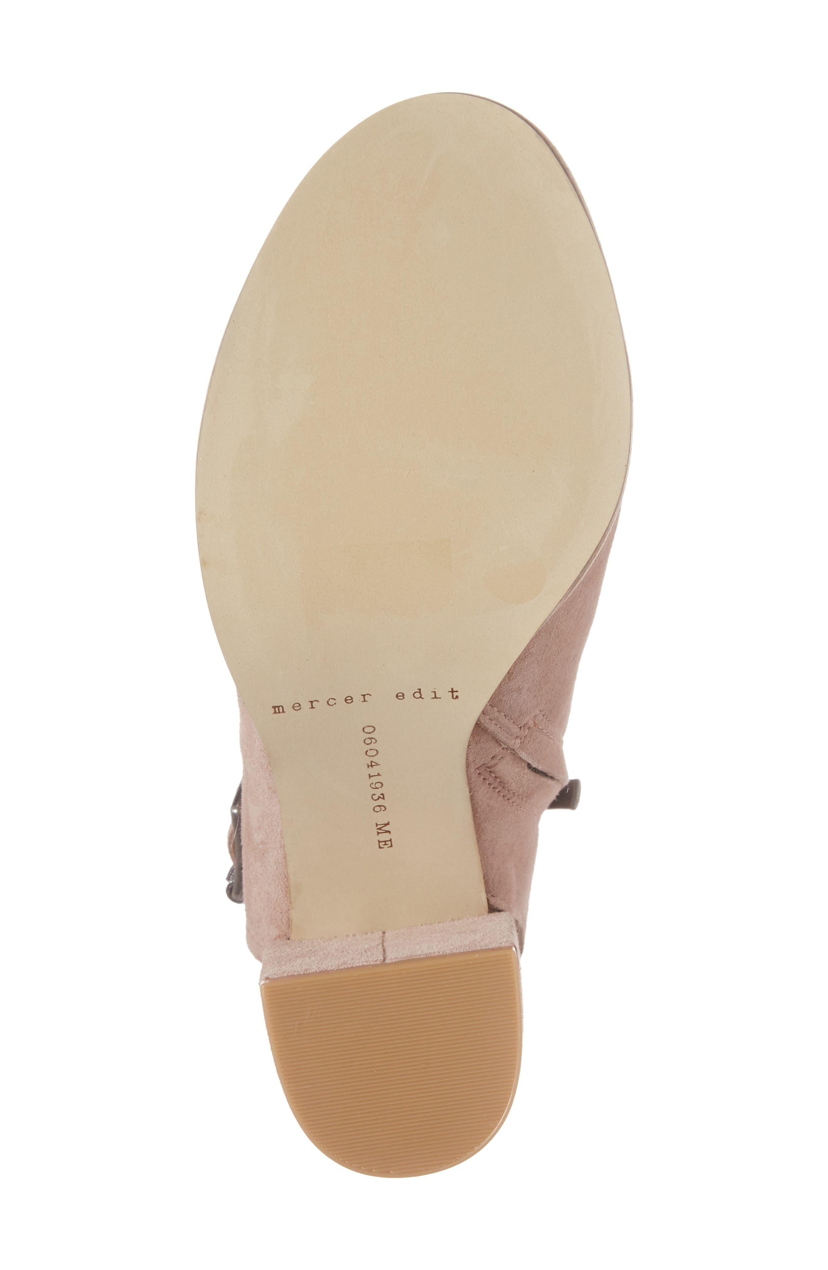 Alternate Image 6  - Mercer Edit MelittleL8 Block Heel Sandal (Women)