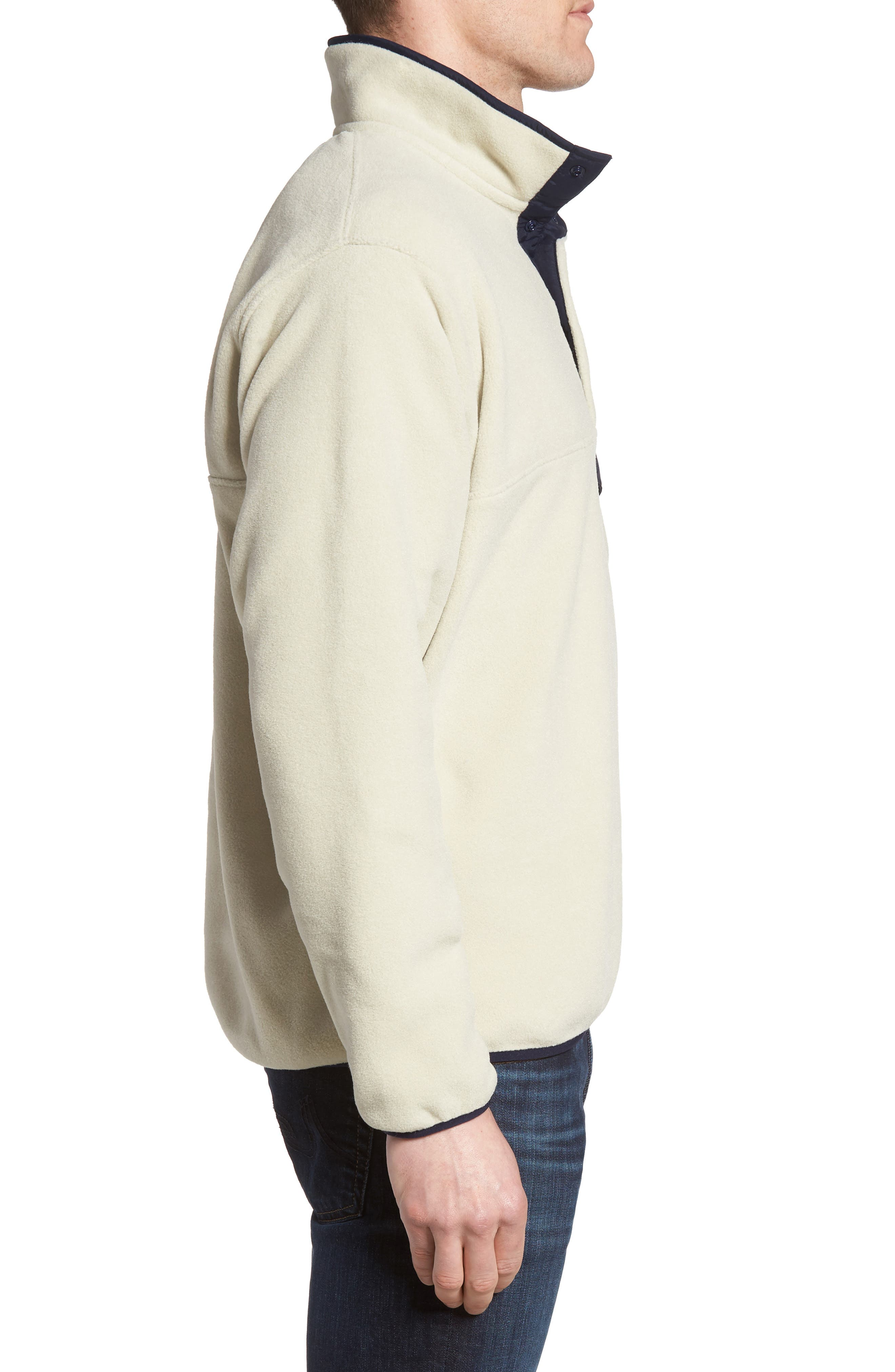 Alternate Image 3  - Patagonia 'Synchilla® Snap-T' Fleece Pullover