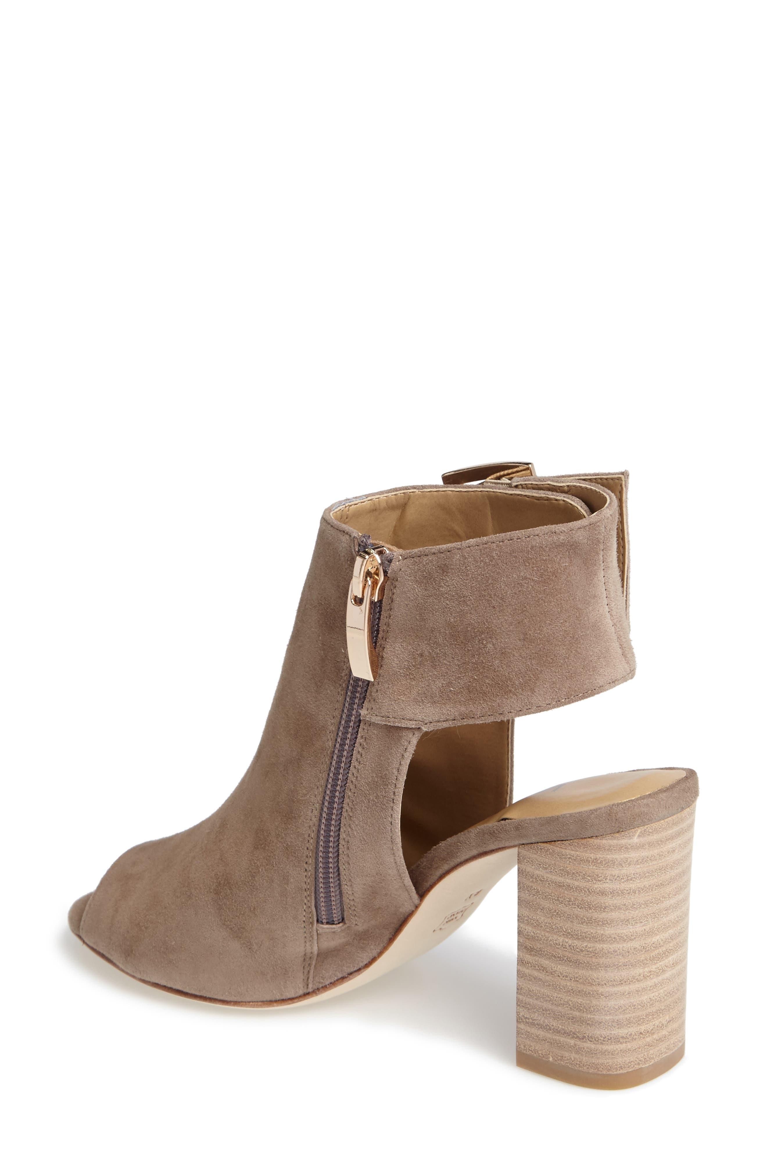 Alternate Image 2  - VANELi 'Bisa' Peep Toe Slingback Sandal (Women)