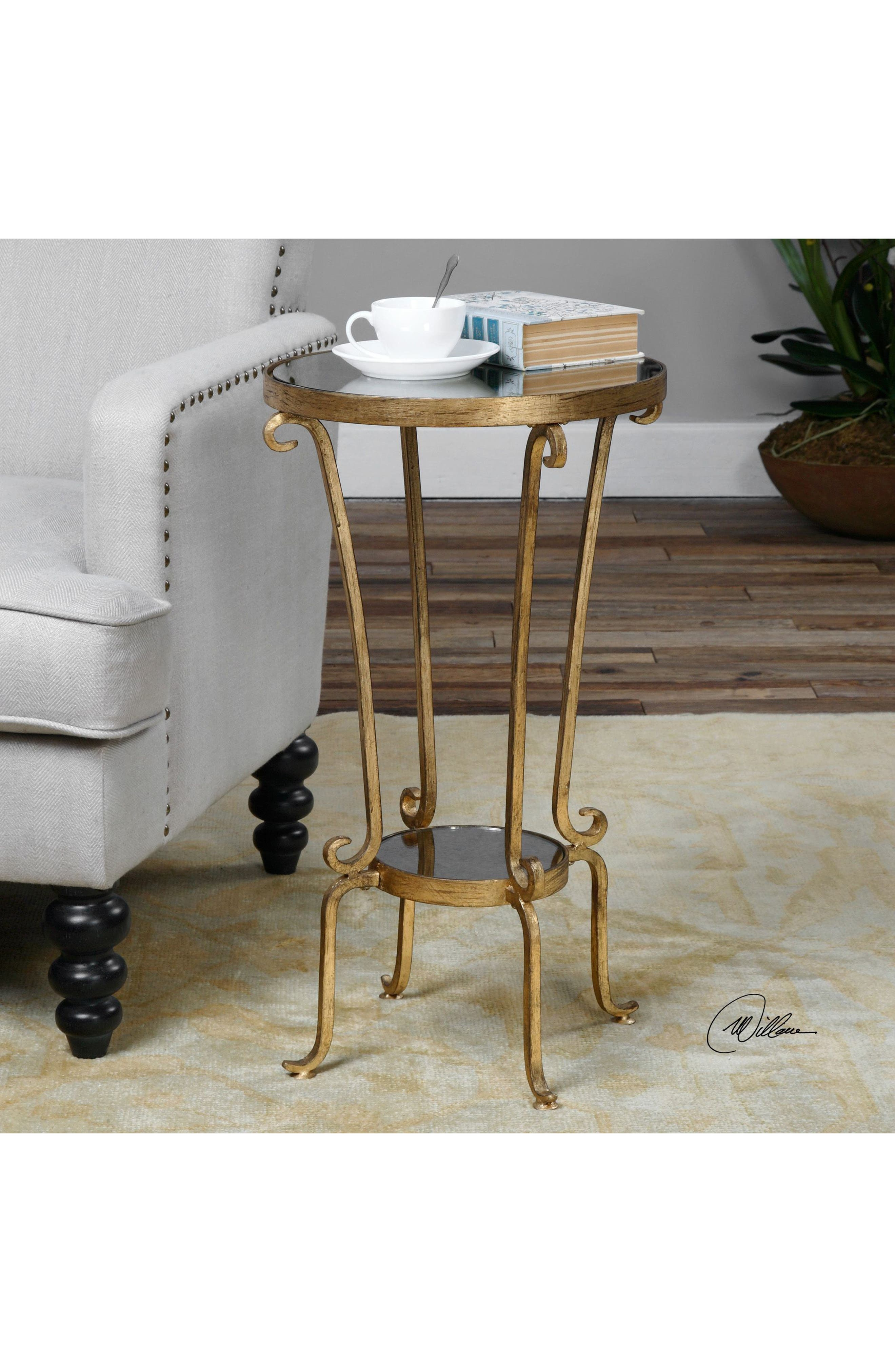 Alternate Image 2  - Uttermost Vevina Accent Table