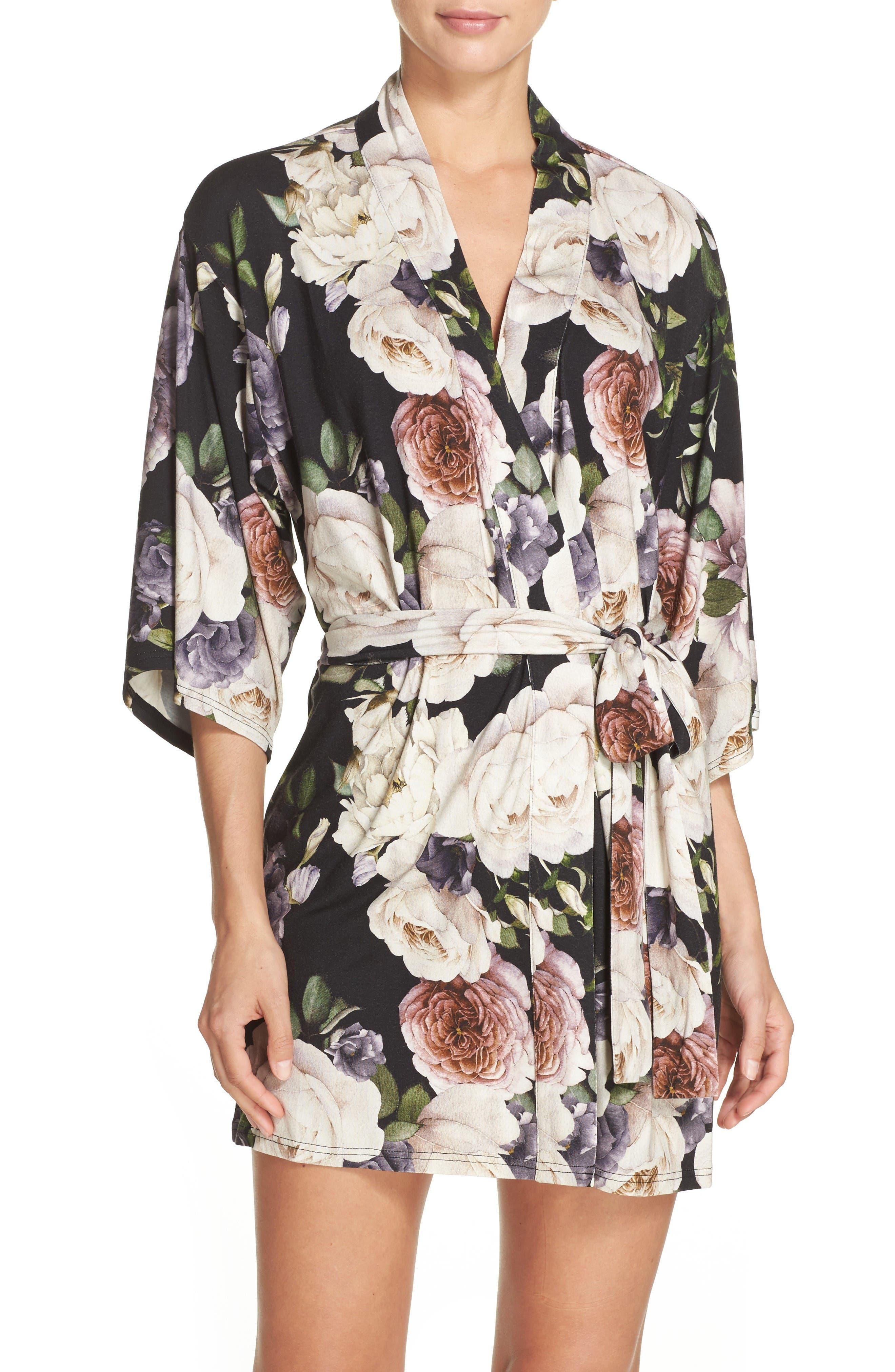 Flora Nikrooz Renee Short Robe