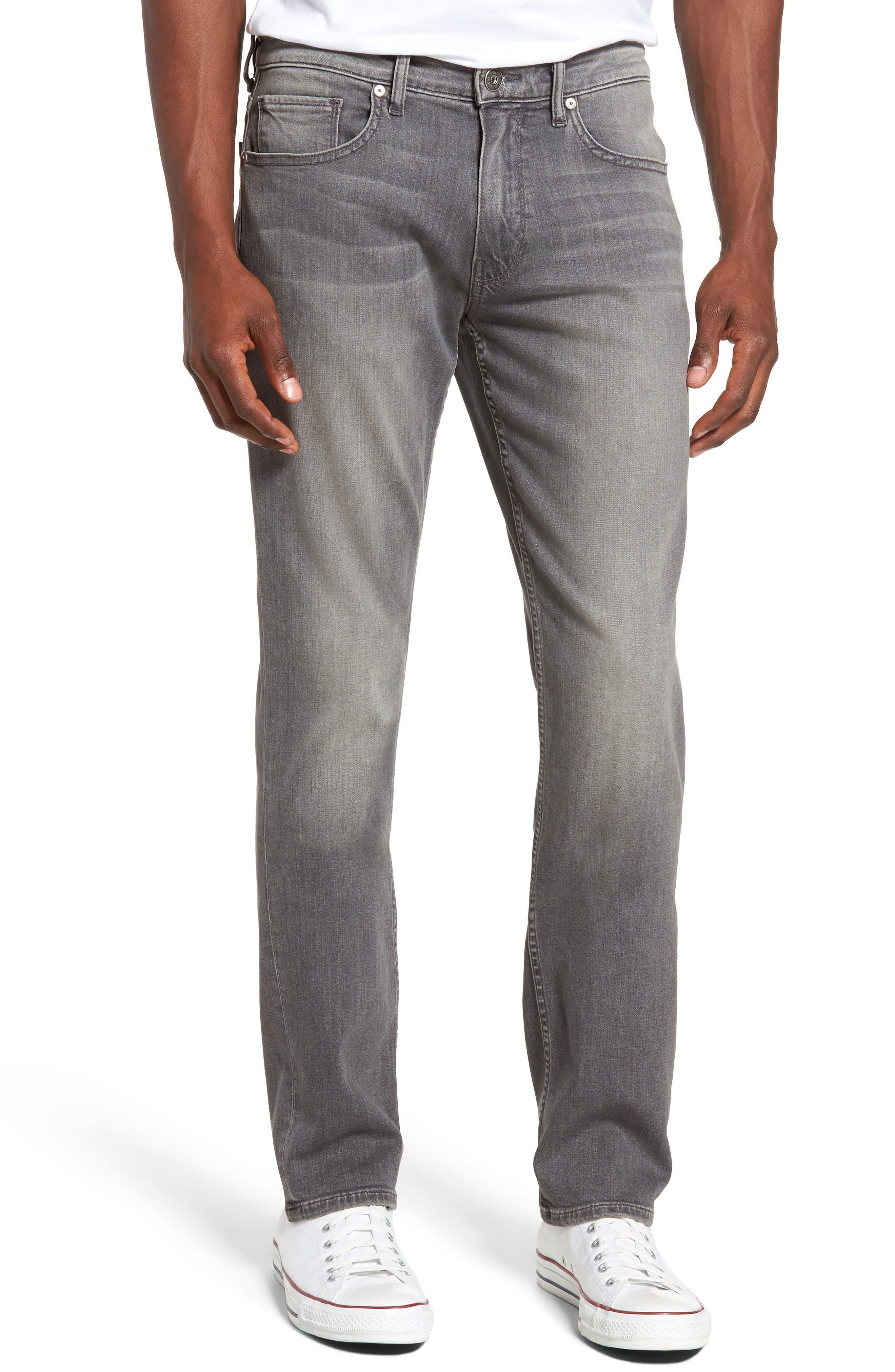 PAIGE TRANSCEND Lennox Slim Fit Jeans (Sayer)