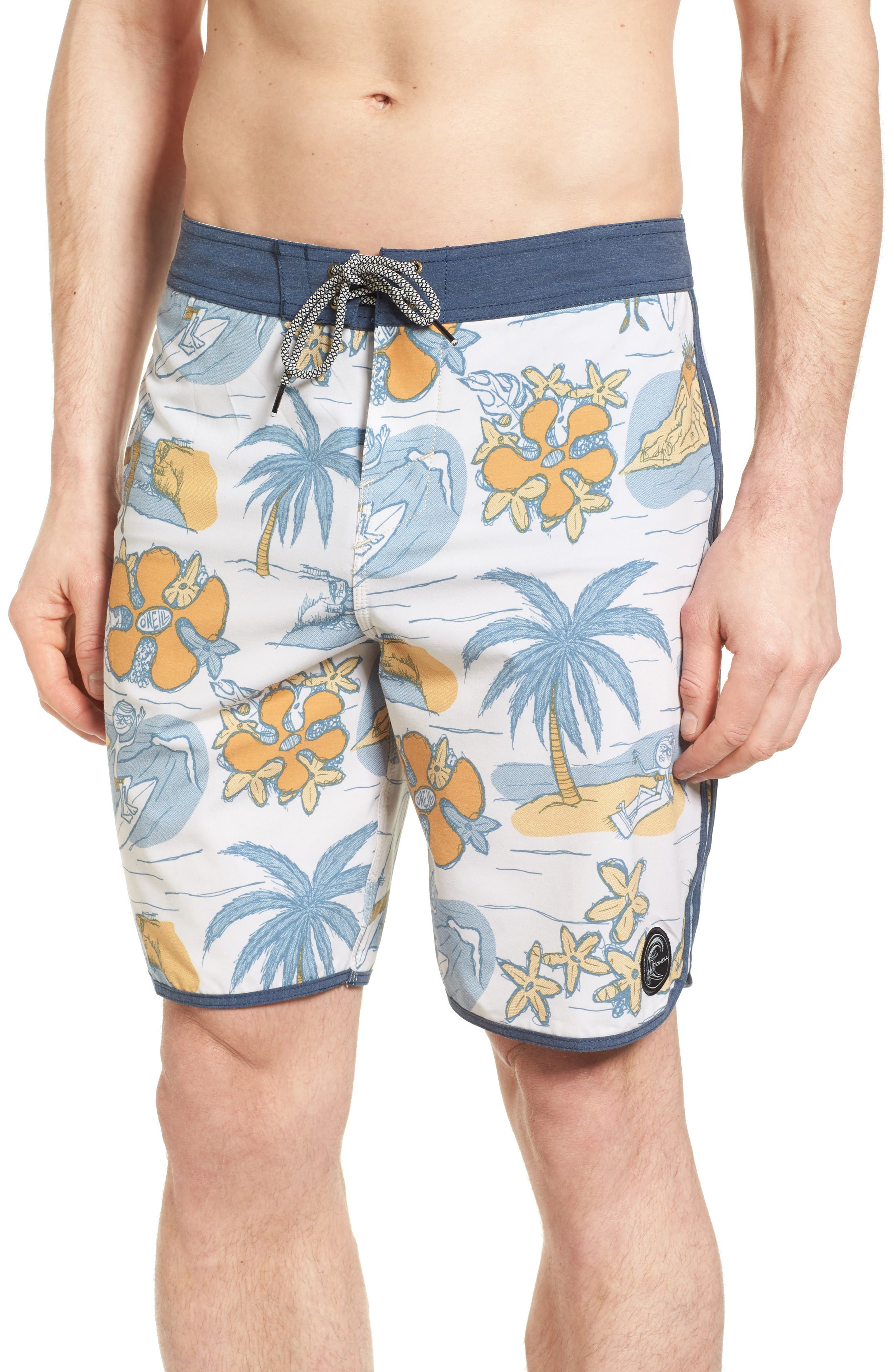 O'Neill Hyperfreak Nick Simich Board Shorts
