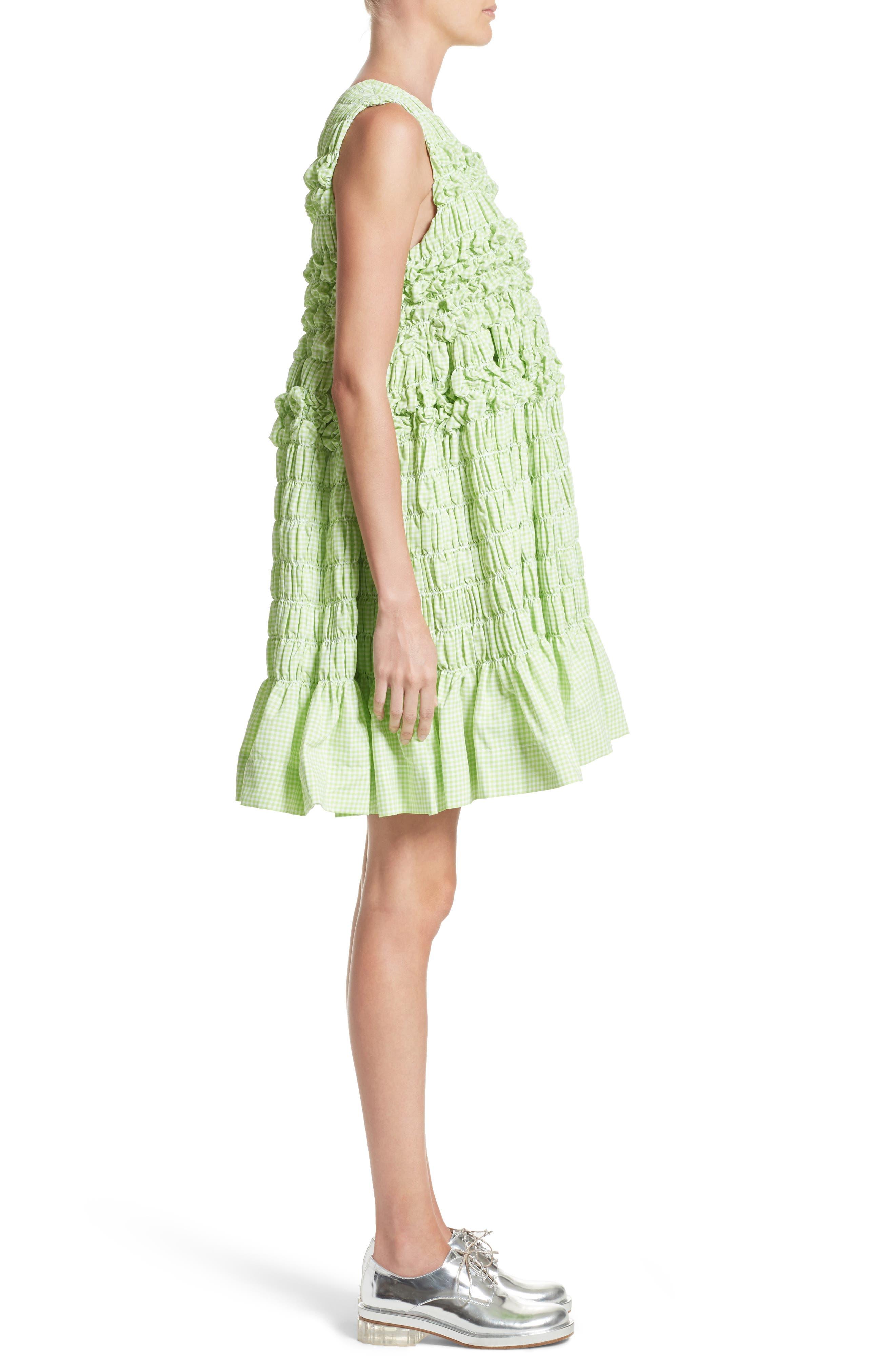 Alternate Image 5  - Molly Goddard Olga Mini Dress