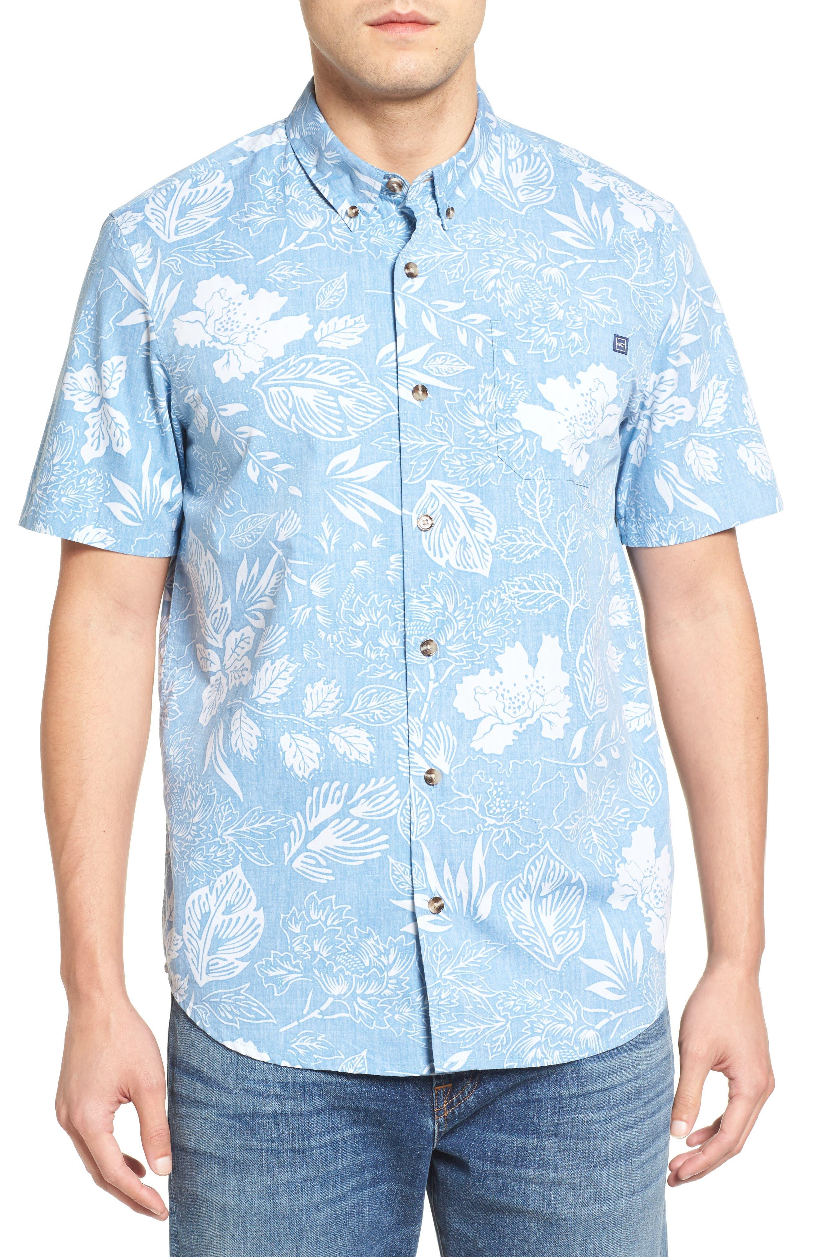 Jack O'Neill Samoa Print Sport Shirt