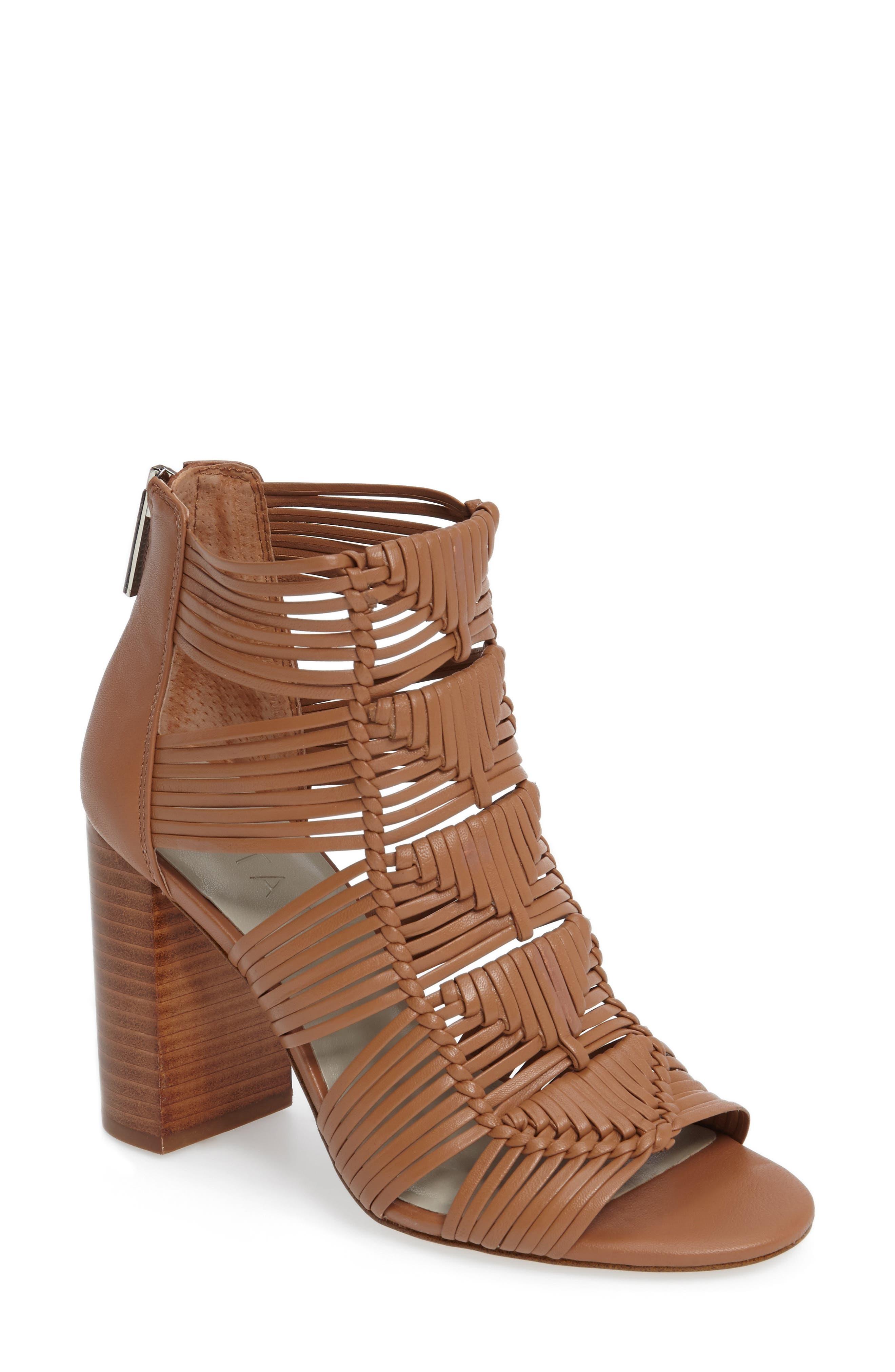Main Image - 1.STATE Kenton Woven Cage Sandal (Women)
