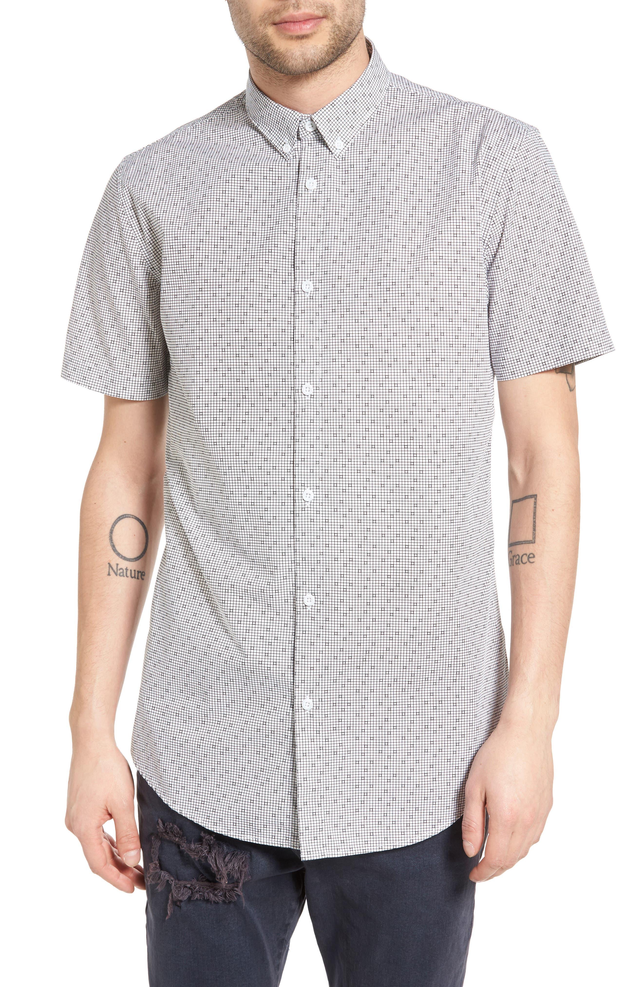 ZANEROBE 8-Bit 7 Ft Woven Shirt