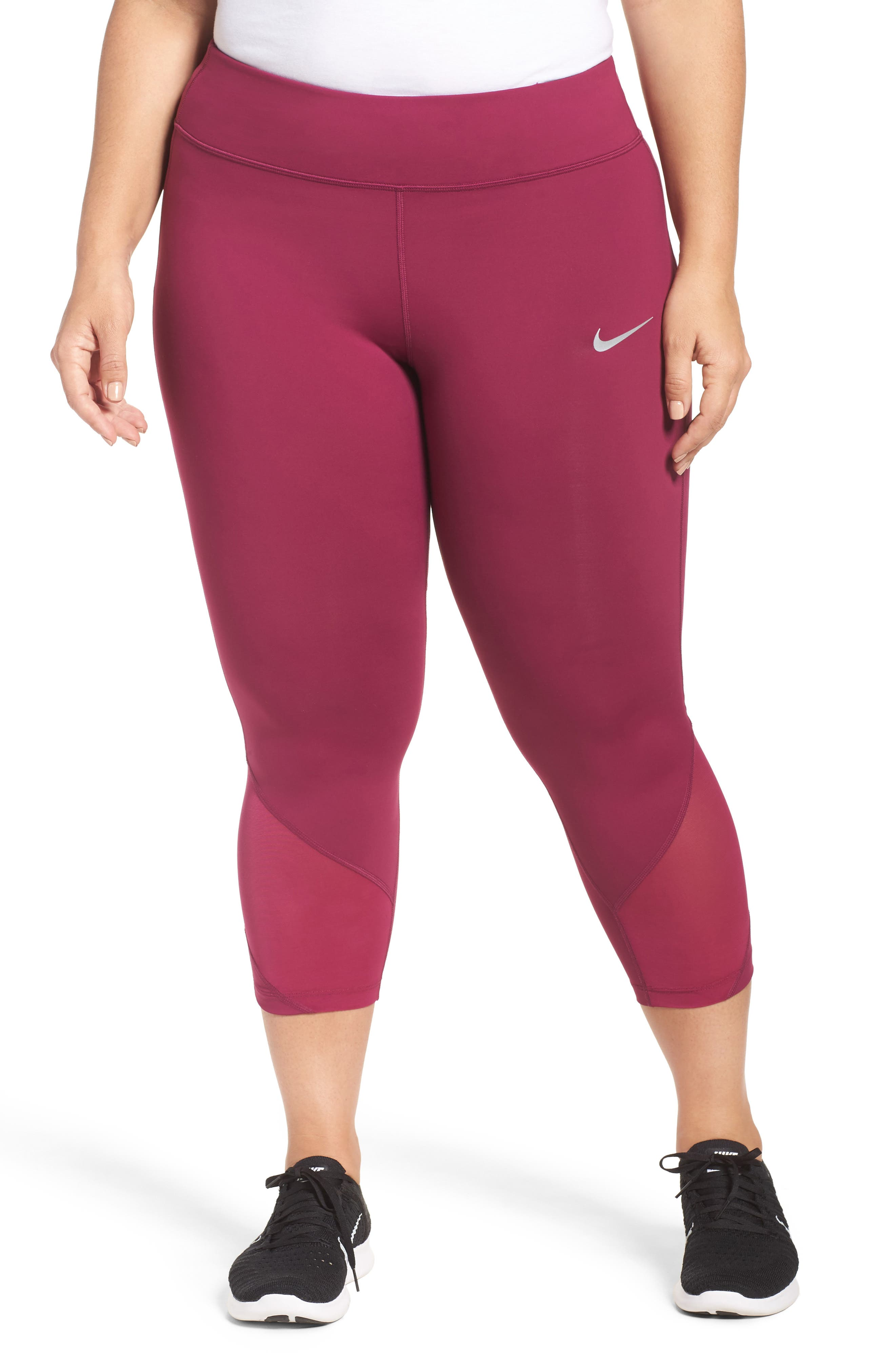 NIKE Power Epic Crop Run Tights