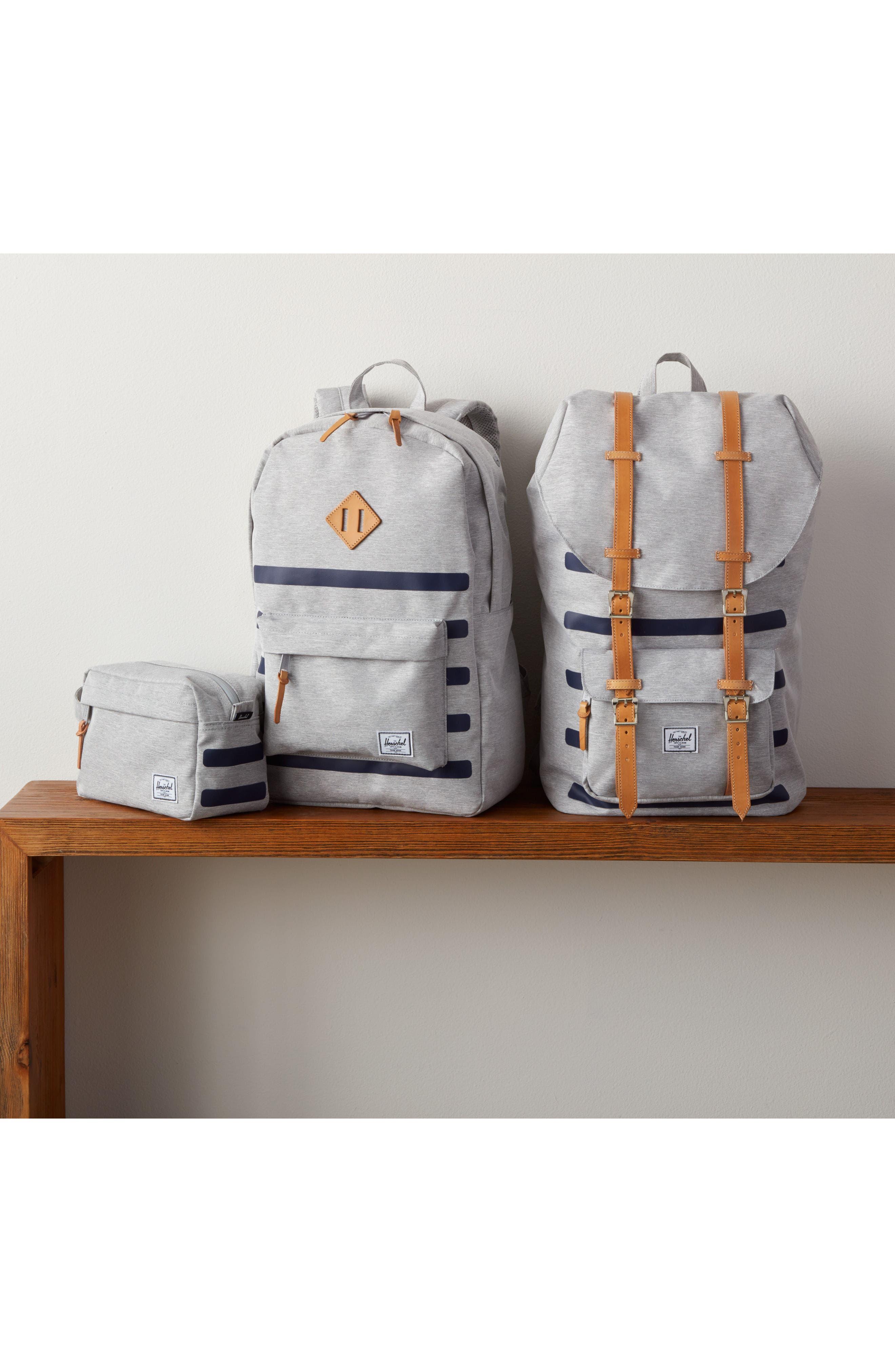 Alternate Image 7  - Herschel Supply Co. Heritage Offset Backpack