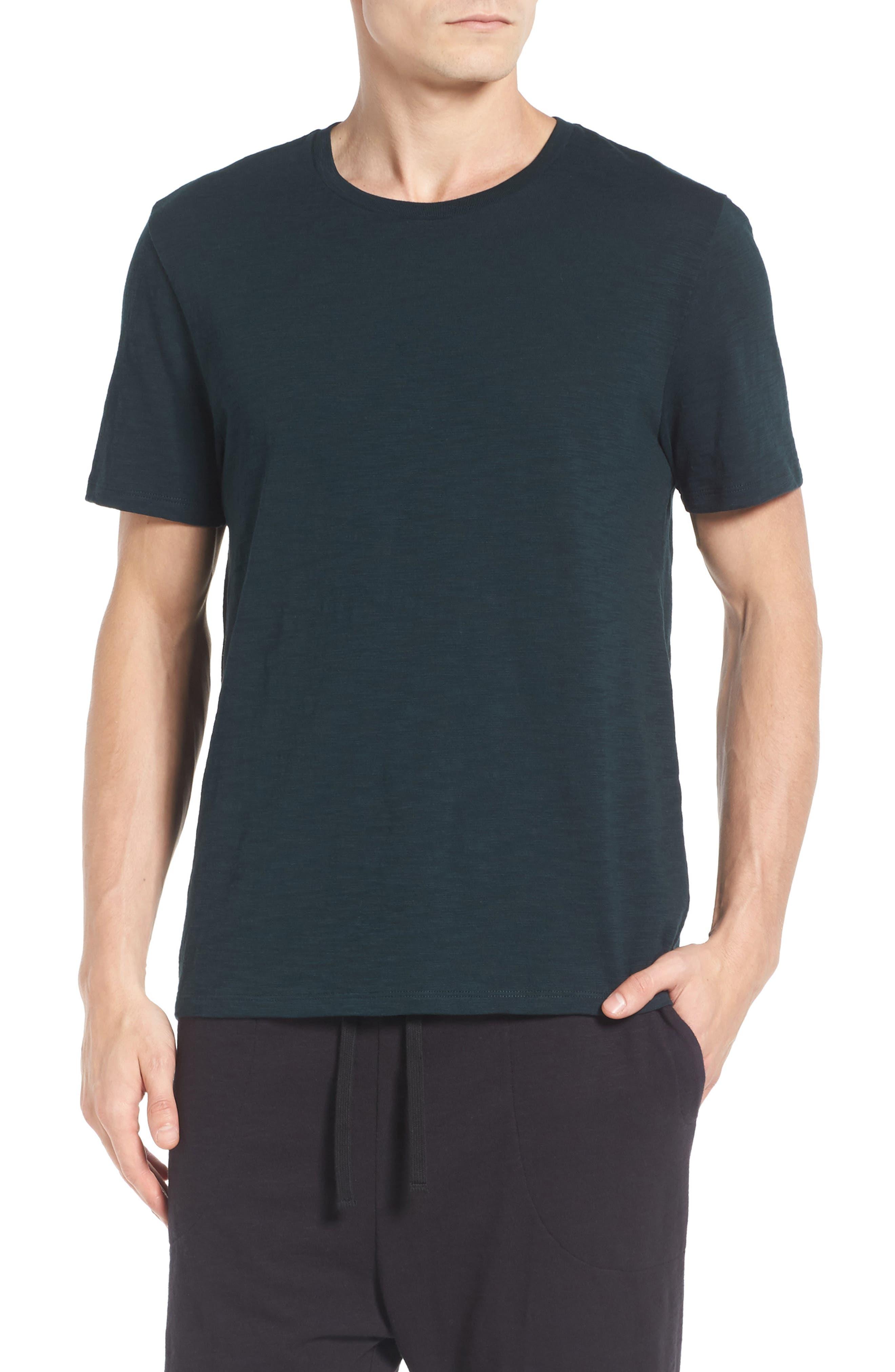 Vince Slub Cotton T-Shirt