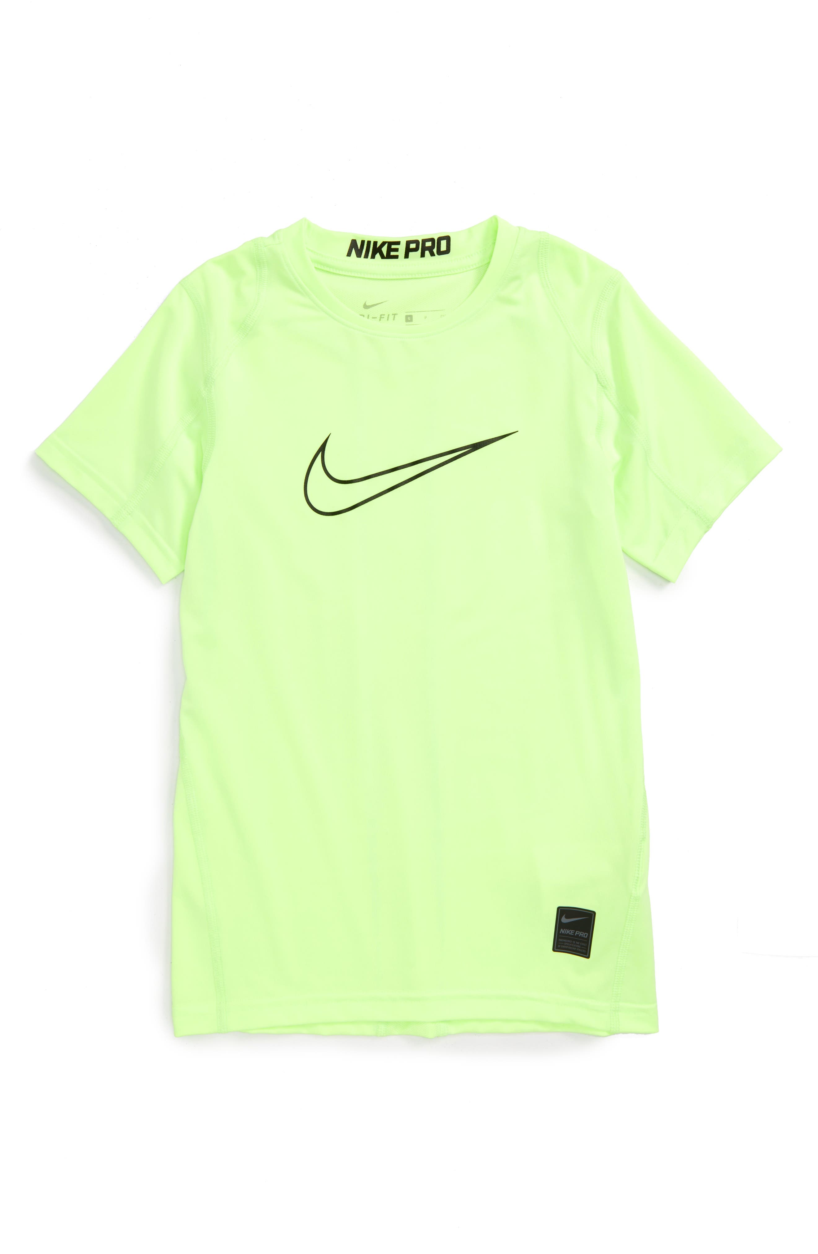 NIKE 'Pro Cool Fitted' T-Shirt