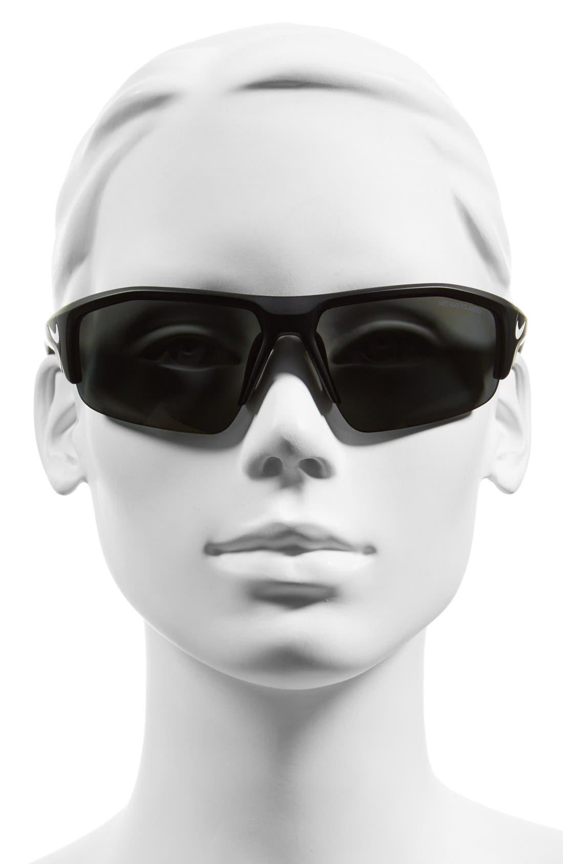 Alternate Image 2  - Nike 'Skylon Ace XV' 70mm Polarized Sunglasses
