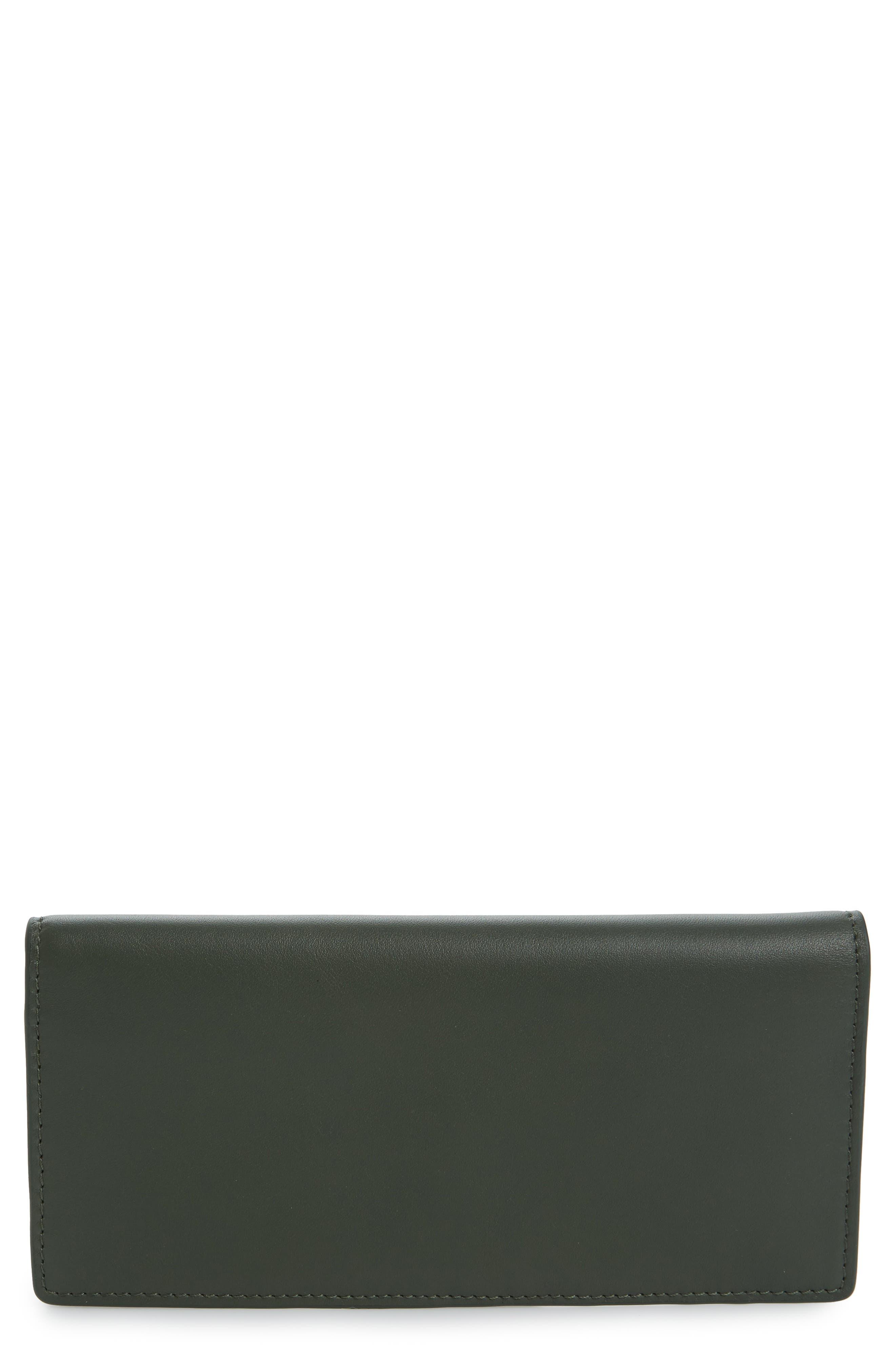 Skagen Slim Leather Wallet