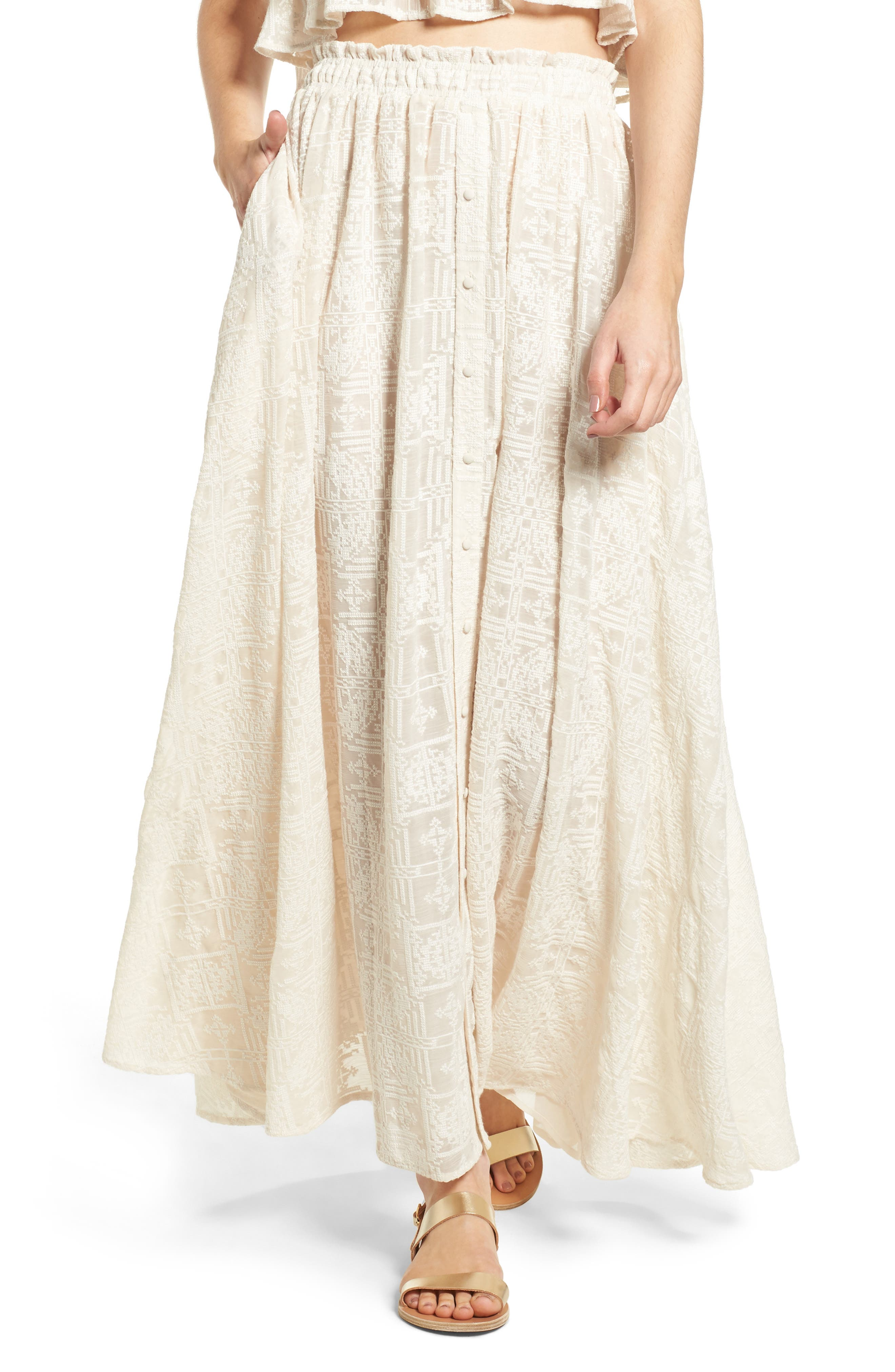 Tularosa Stella Maxi Skirt