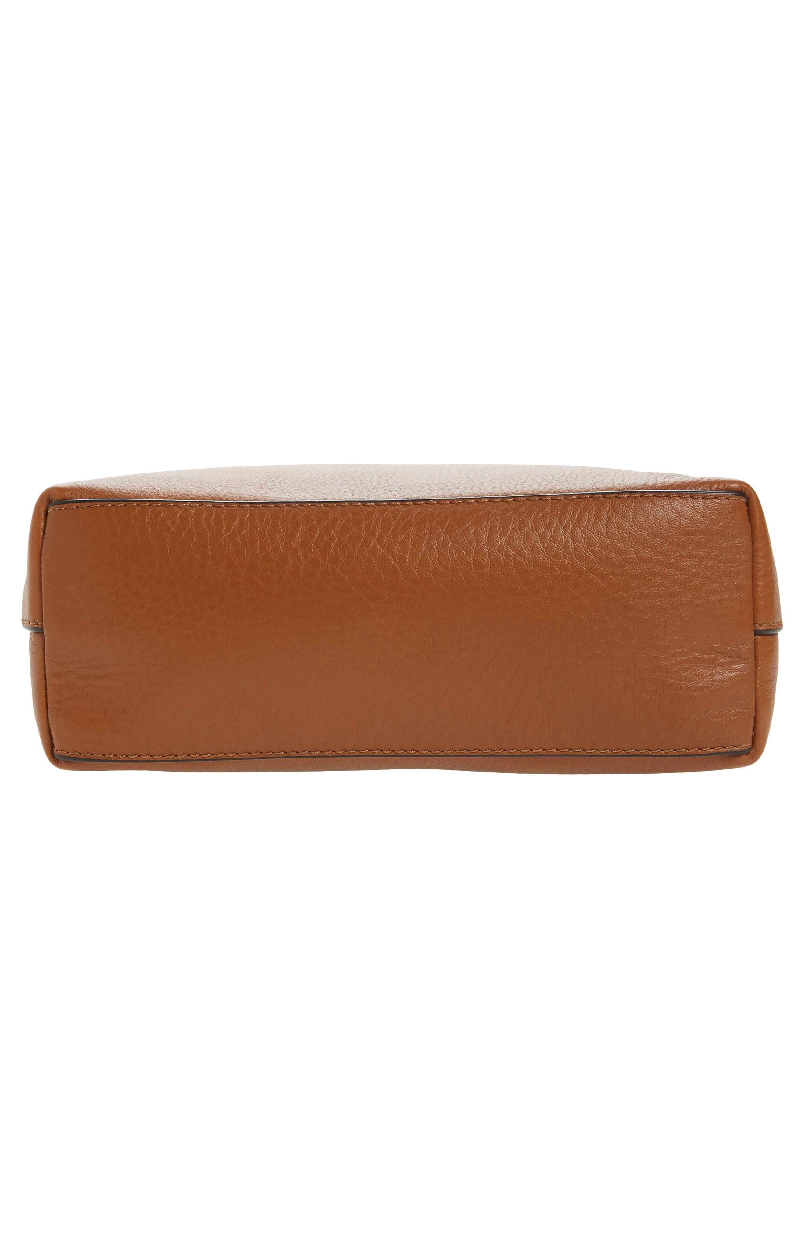 Alternate Image 5  - Tory Burch Taylor Leather Camera Bag