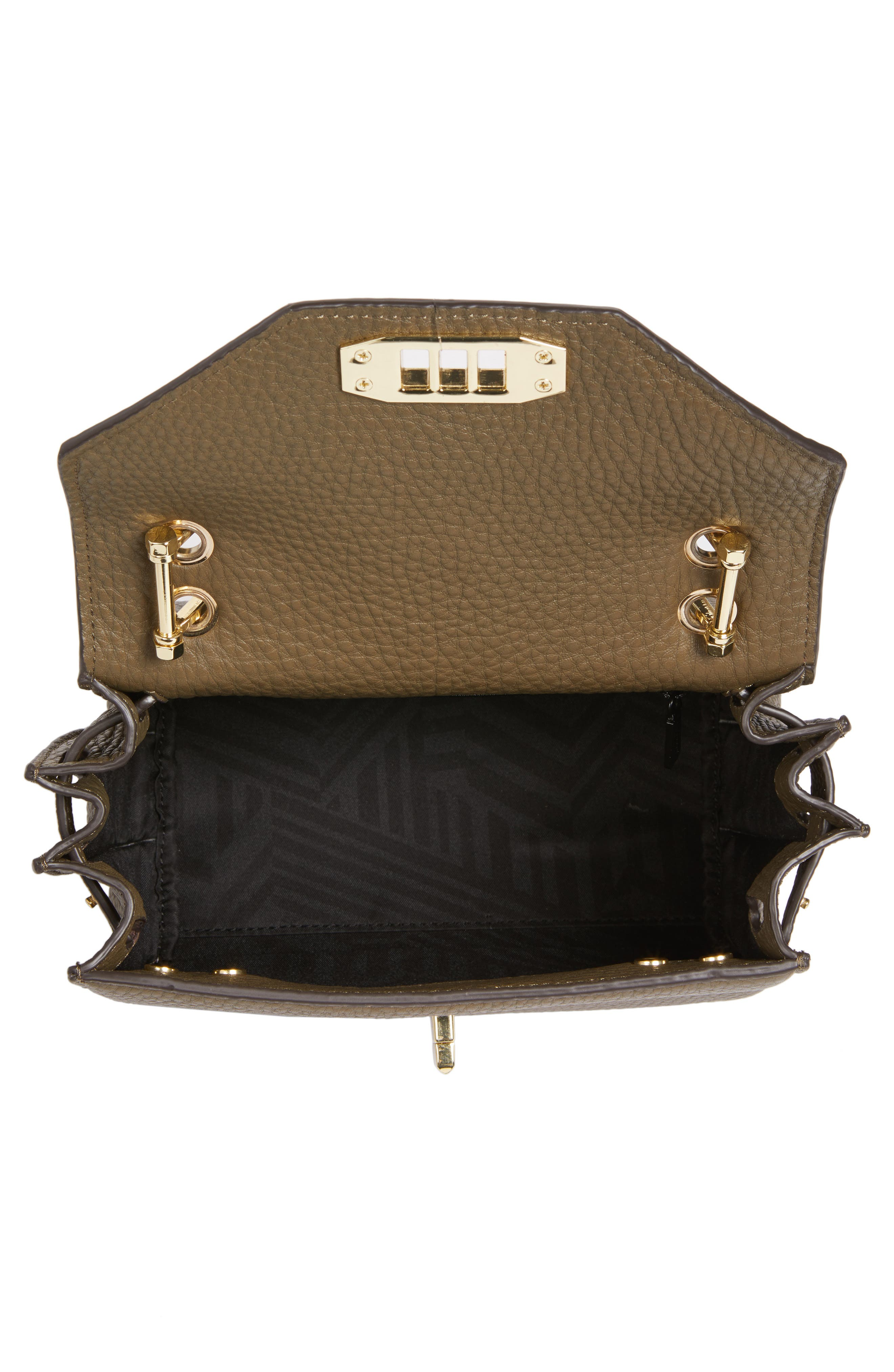 Alternate Image 4  - Rebecca Minkoff Top Handle Leather Satchel (Nordstrom Exclusive)
