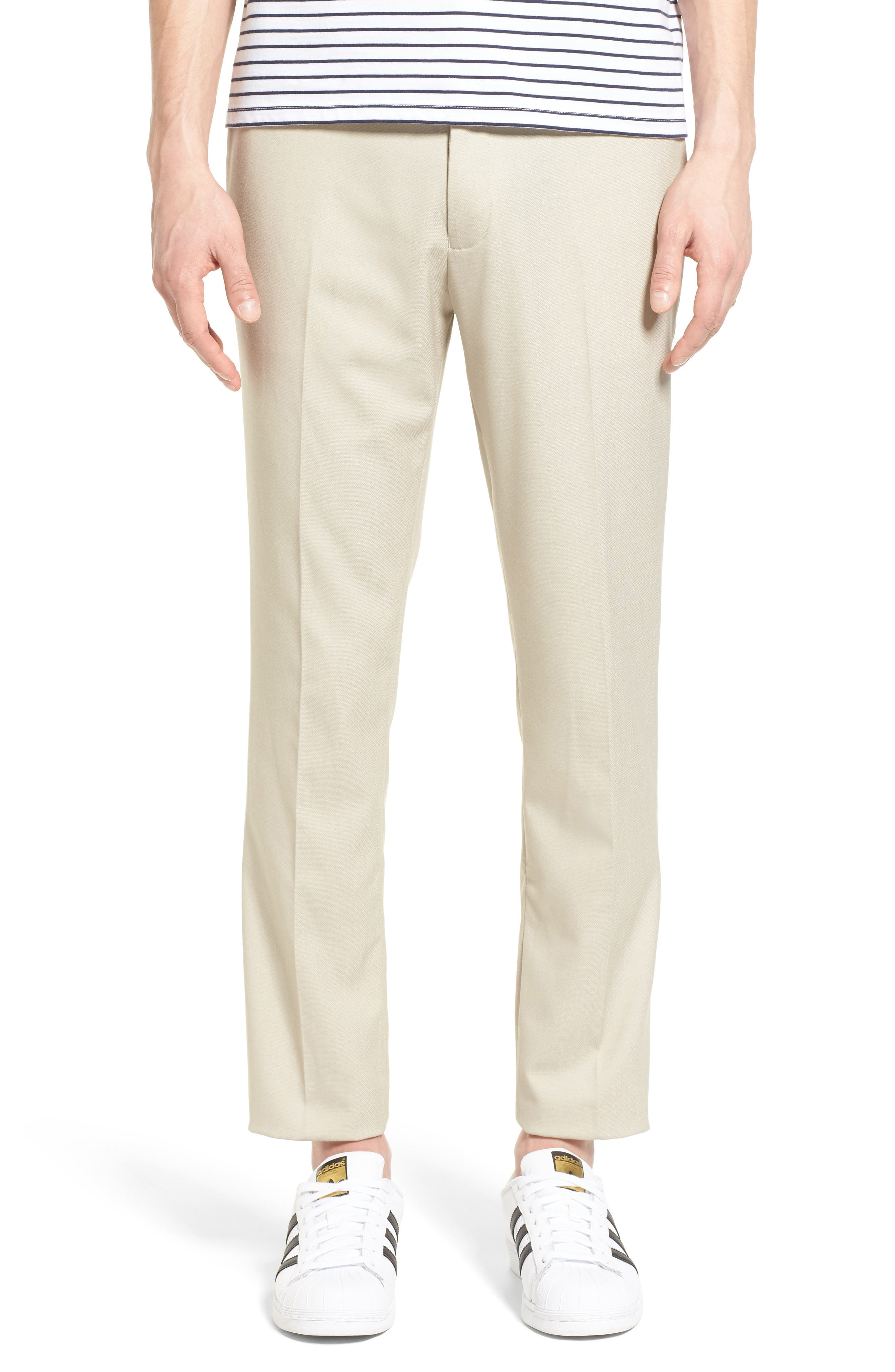 Topman Skinny Fit Suit Pants