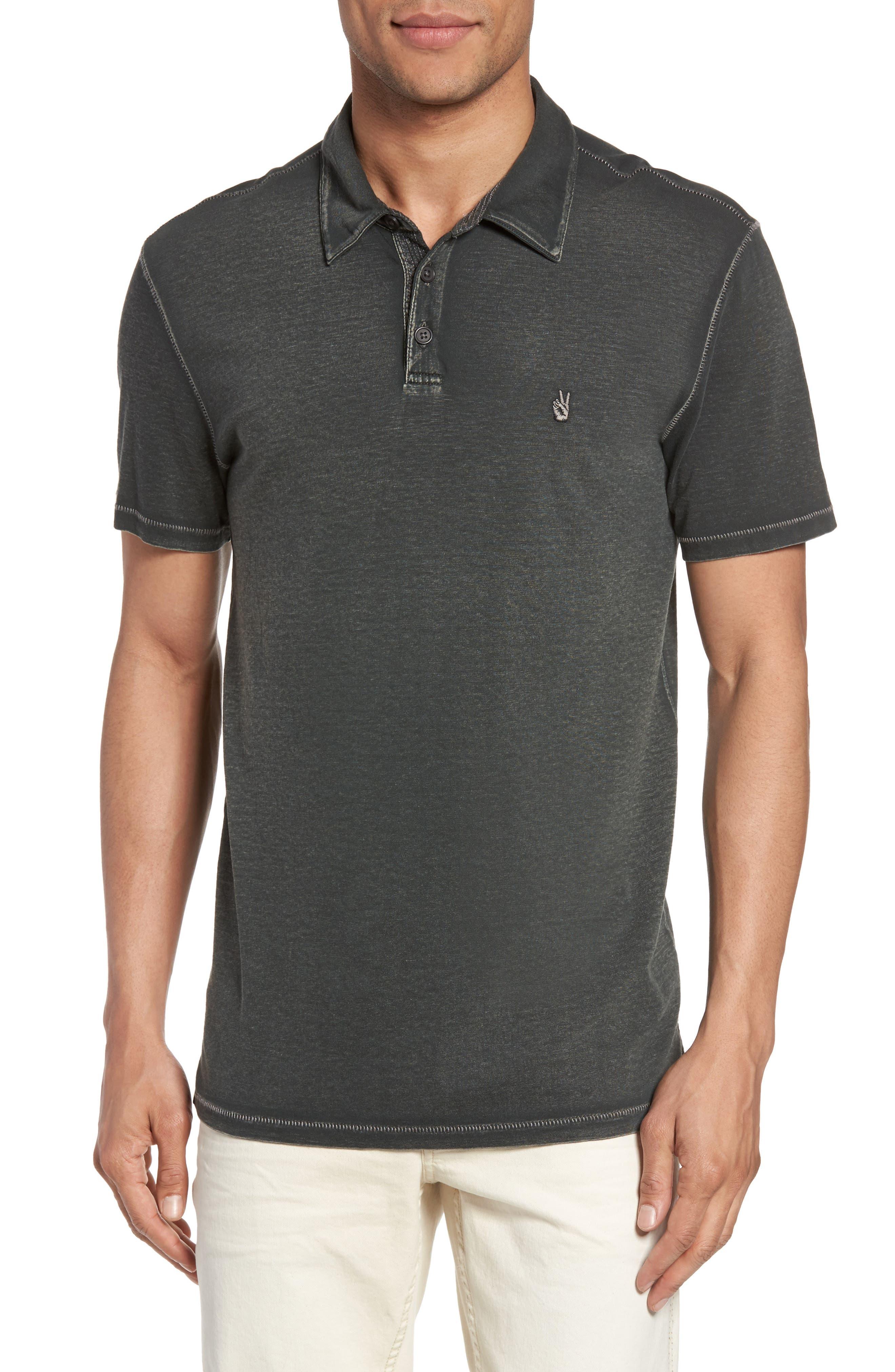John Varvatos Star USA Short Sleeve Polo