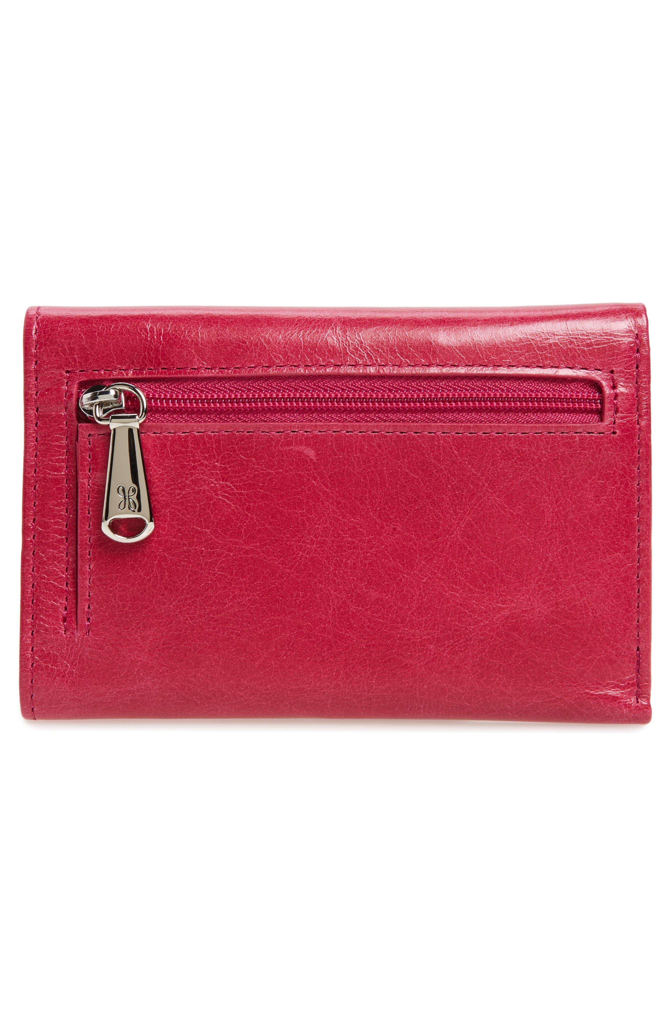 Alternate Image 3  - Hobo 'Jill' Trifold Wallet