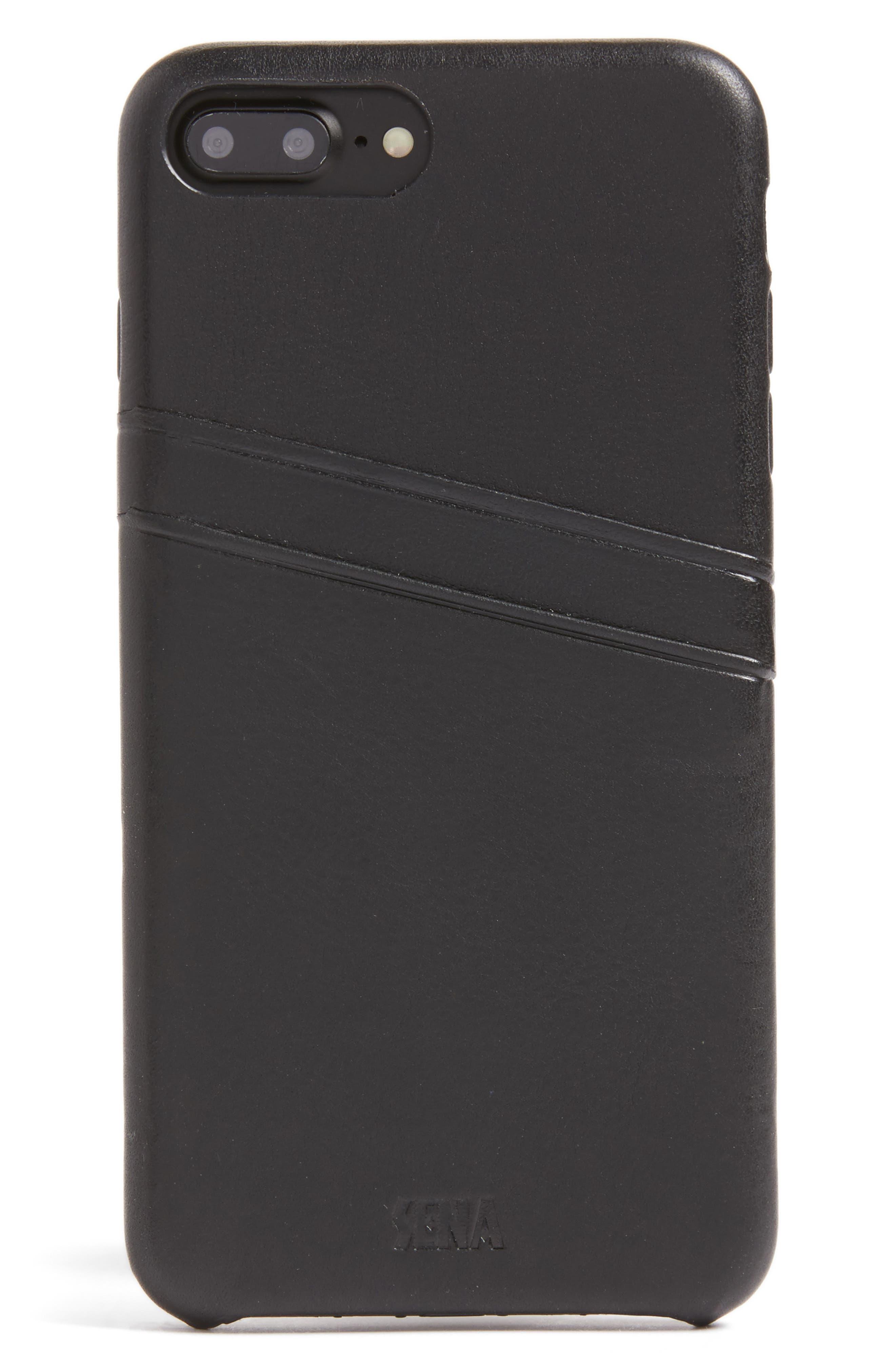 Sena iPhone 7 Plus Snap-On Wallet Case