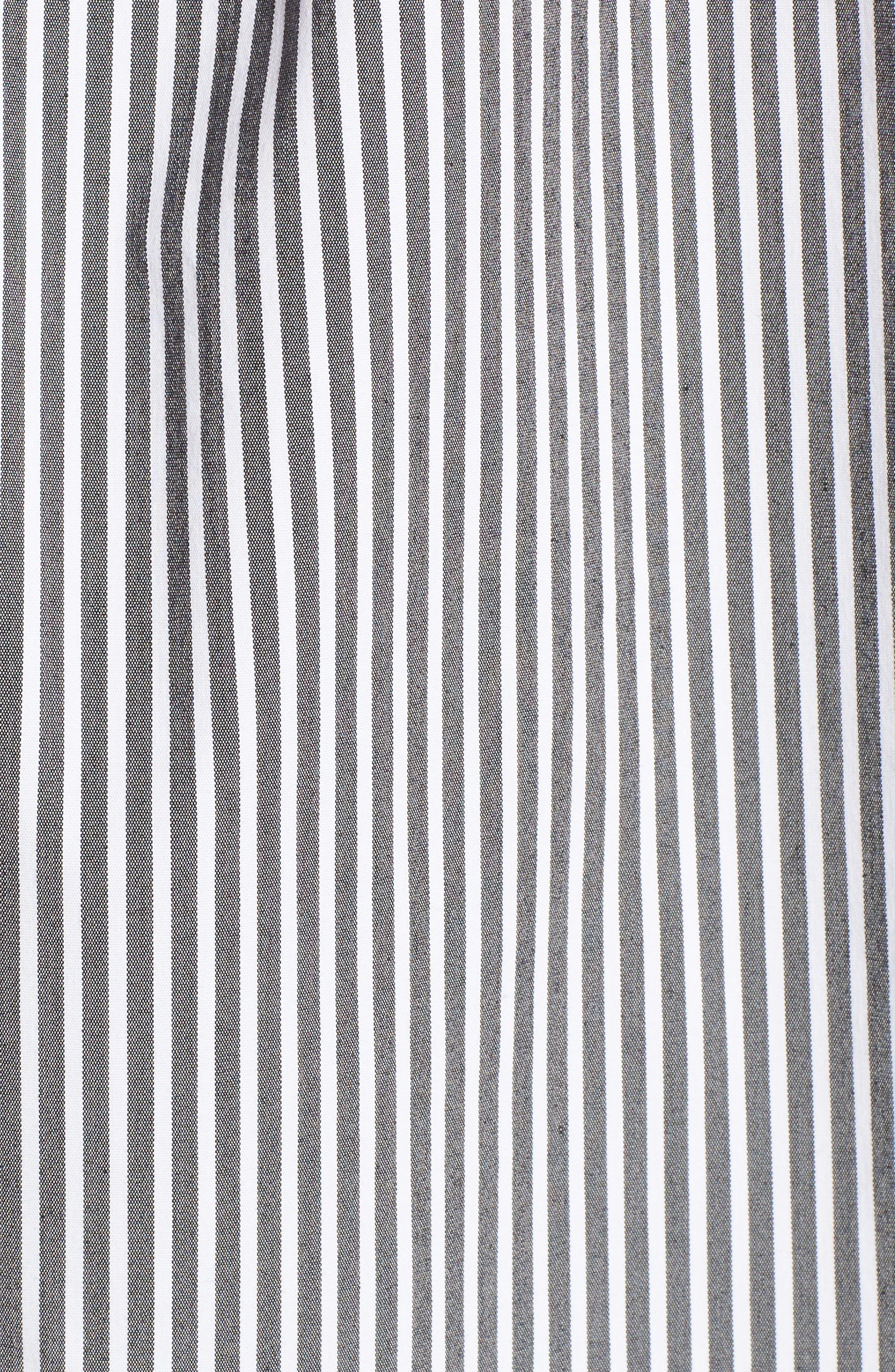 Alternate Image 6  - Vince Camuto Ruffle One-Shoulder Blouse (Regular & Petite)