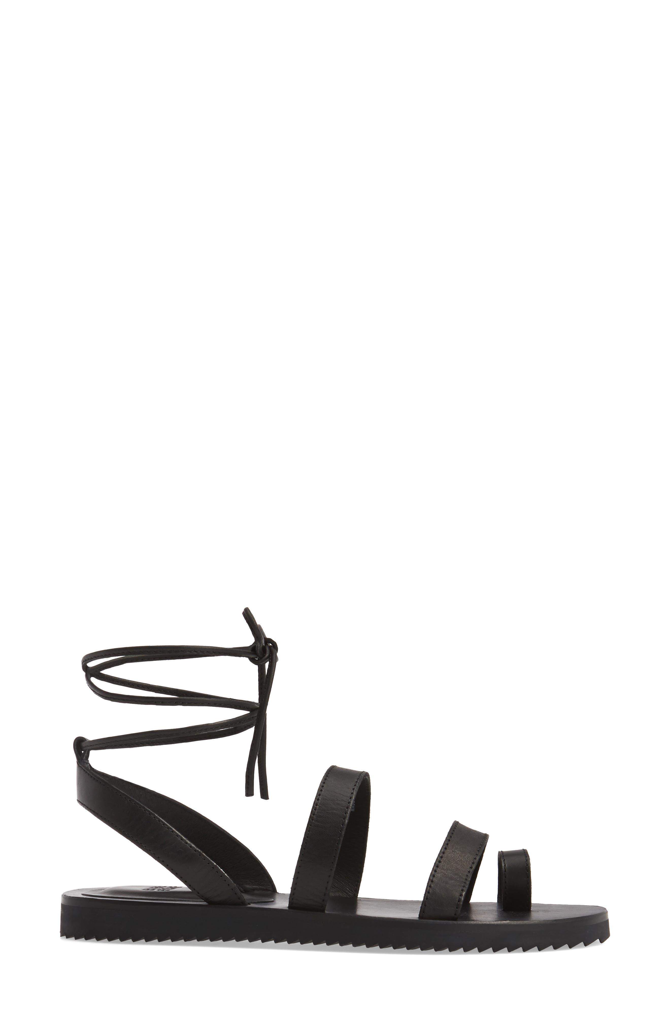 Alternate Image 3  - Eileen Fisher Wales Lace-Up Sandal (Women)