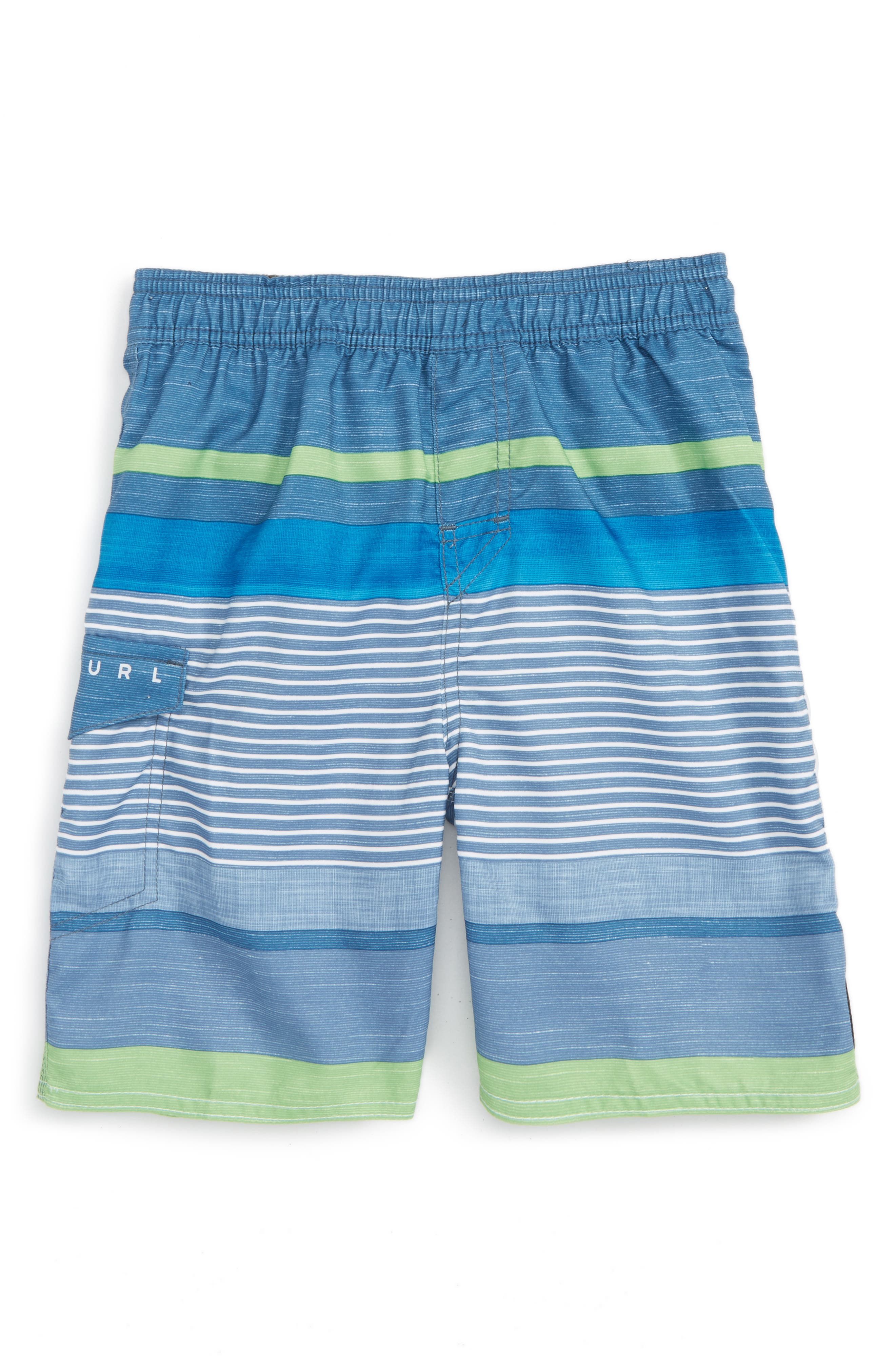 Rip Curl Capture Board Shorts (Toddler Boys & Little Boys)